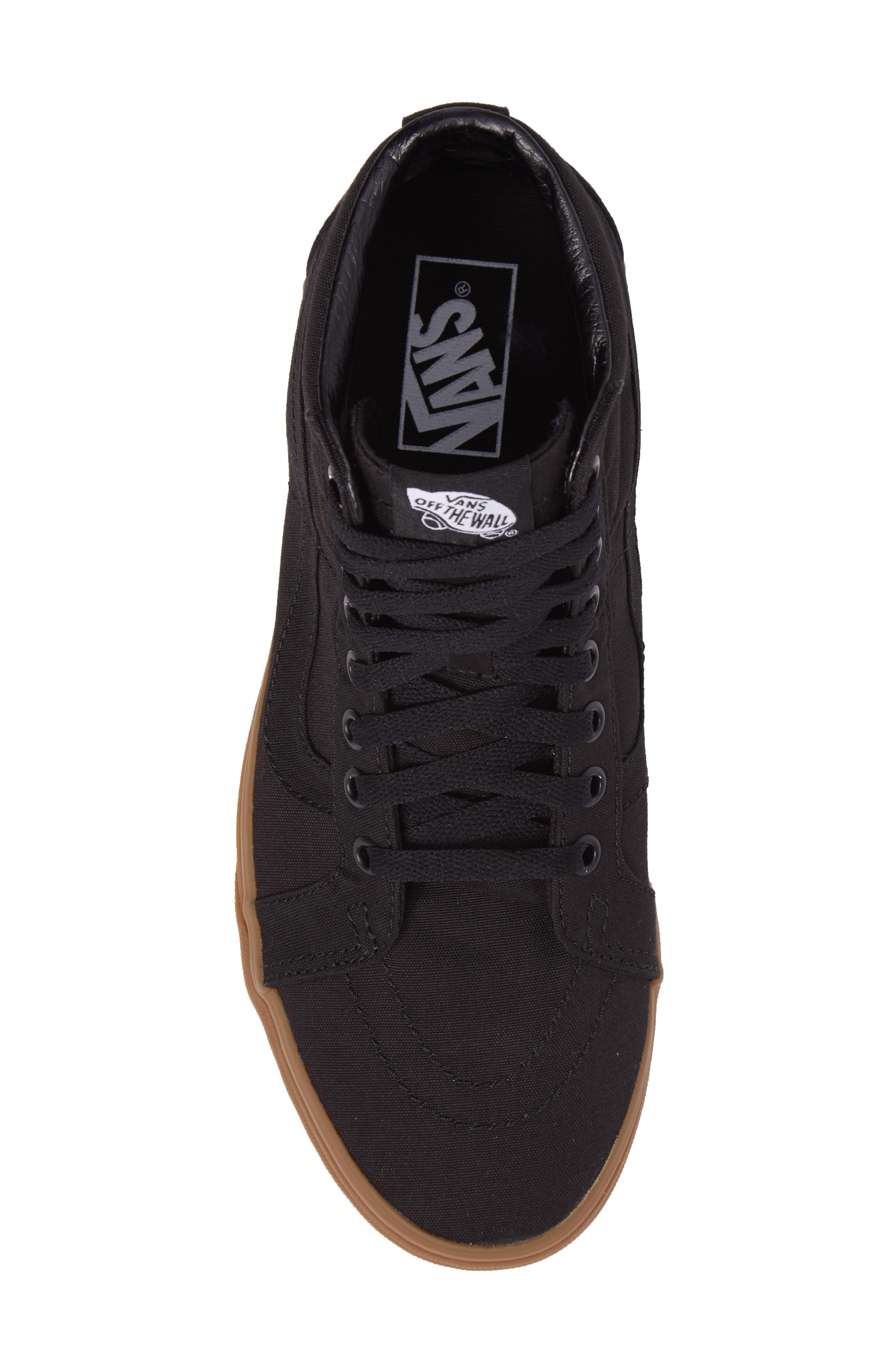 'Sk8-Hi Reissue' Sneaker,                             Alternate thumbnail 5, color,                             002