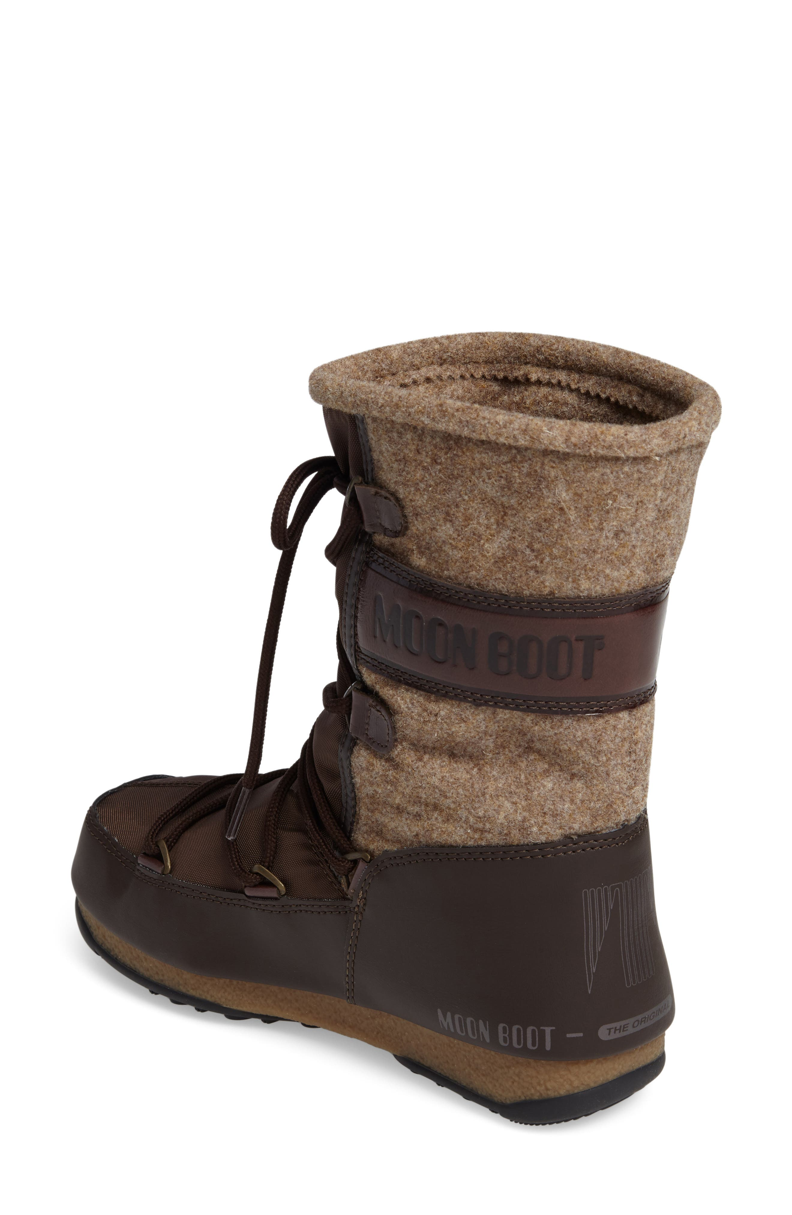 Vienna Waterproof Moon Boot<sup>®</sup>,                             Alternate thumbnail 4, color,