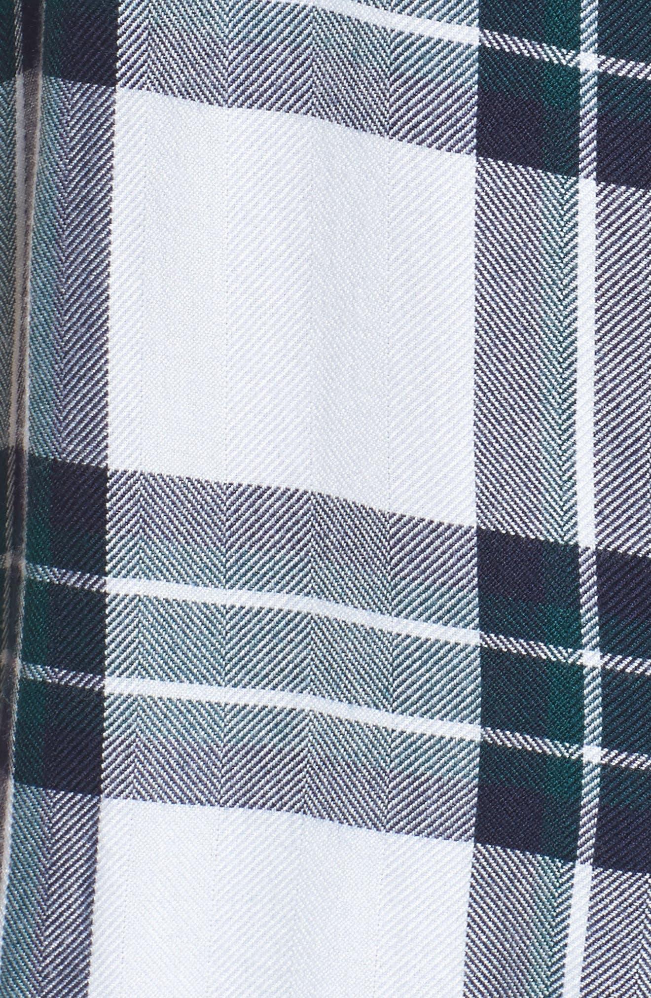 Hunter Plaid Shirt,                             Alternate thumbnail 576, color,