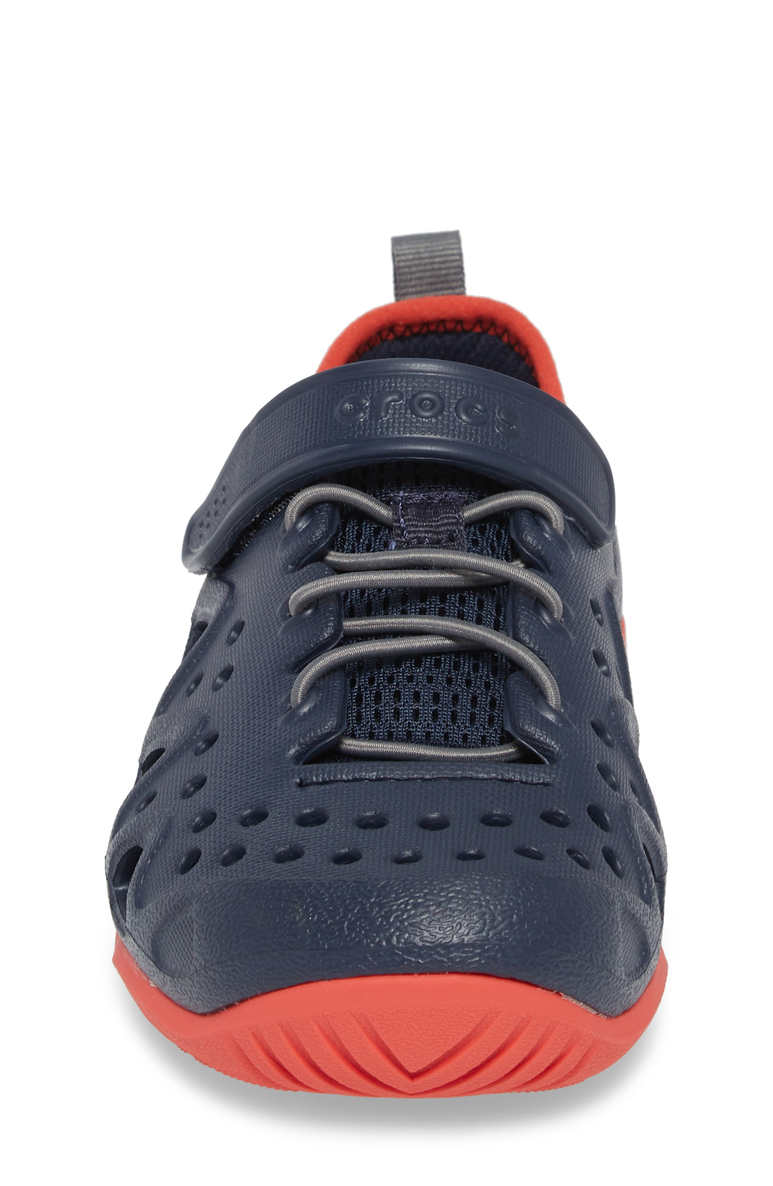 Swiftwater Water Friendly Sneaker,                             Alternate thumbnail 4, color,                             410