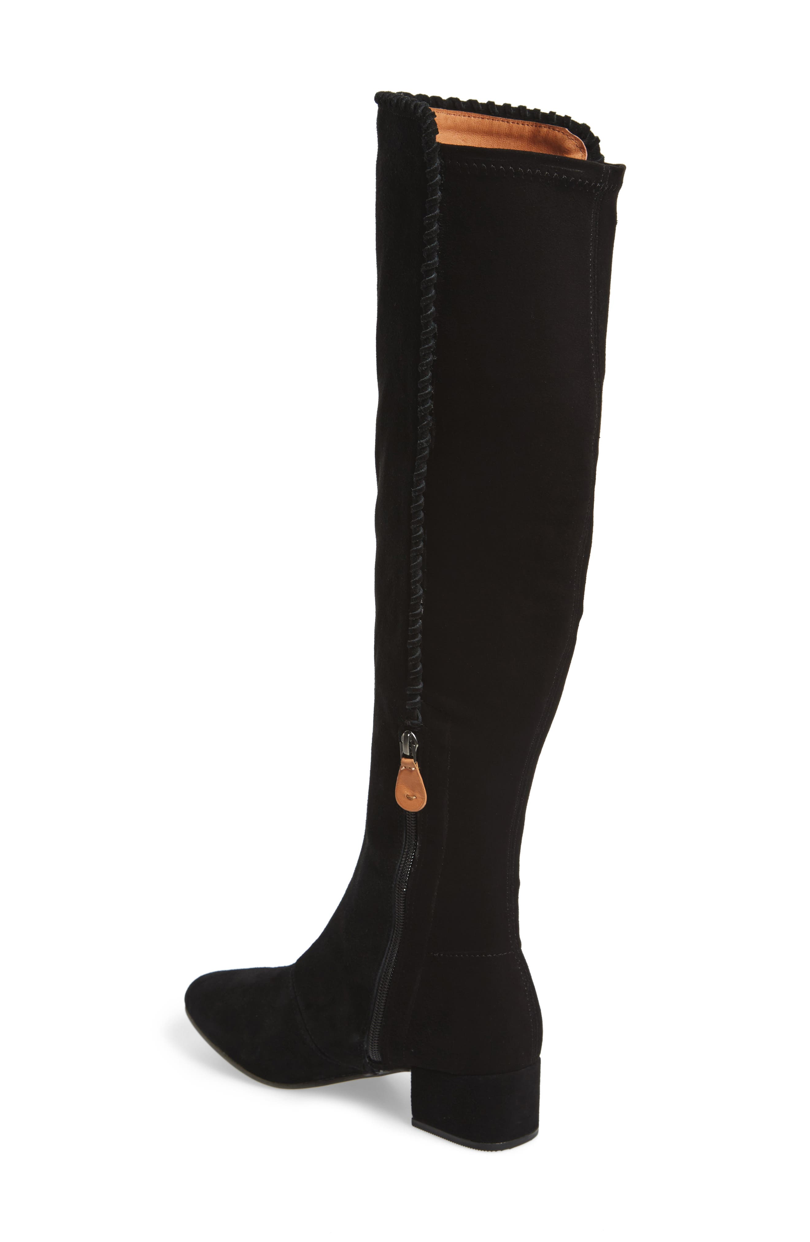 Emery Over the Knee Boot,                             Alternate thumbnail 2, color,                             001