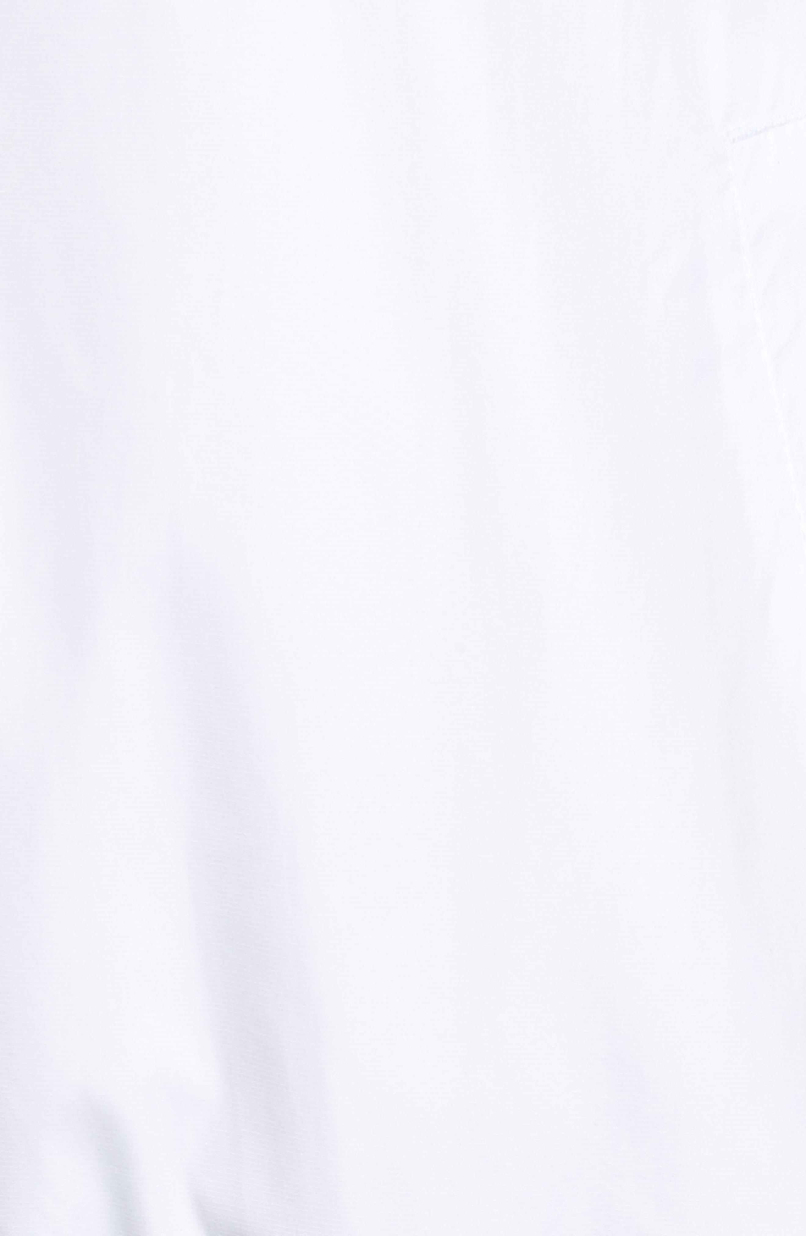 Sportswear Women's Windrunner Water Repellent Jacket,                             Alternate thumbnail 7, color,                             WHITE/ LIGHT BONE/ LIGHT BONE