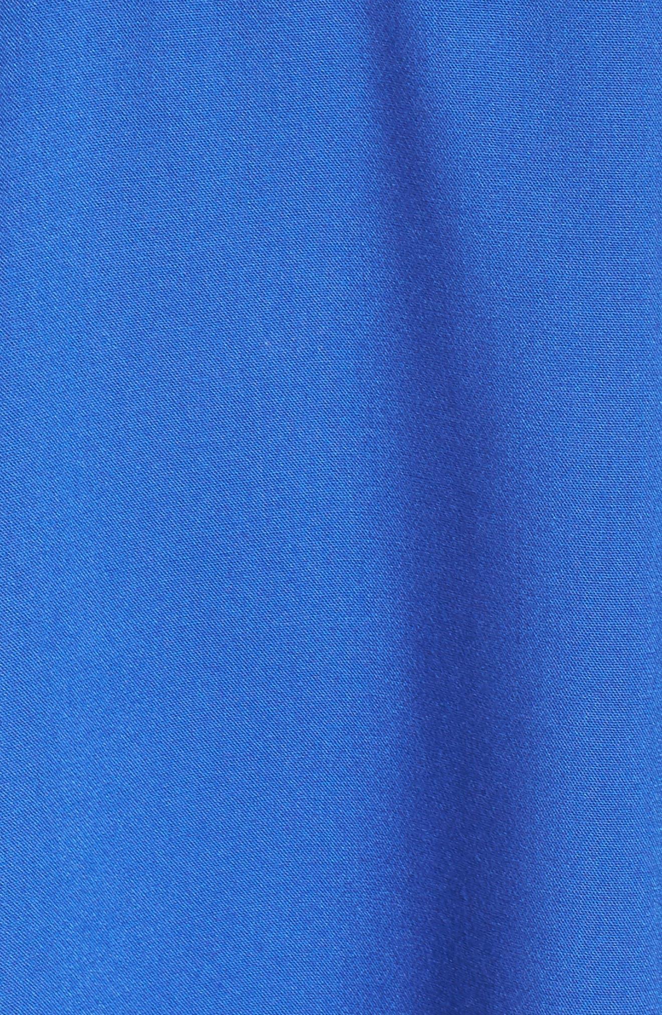 Whisper Light Fit & Flare Dress,                             Alternate thumbnail 13, color,