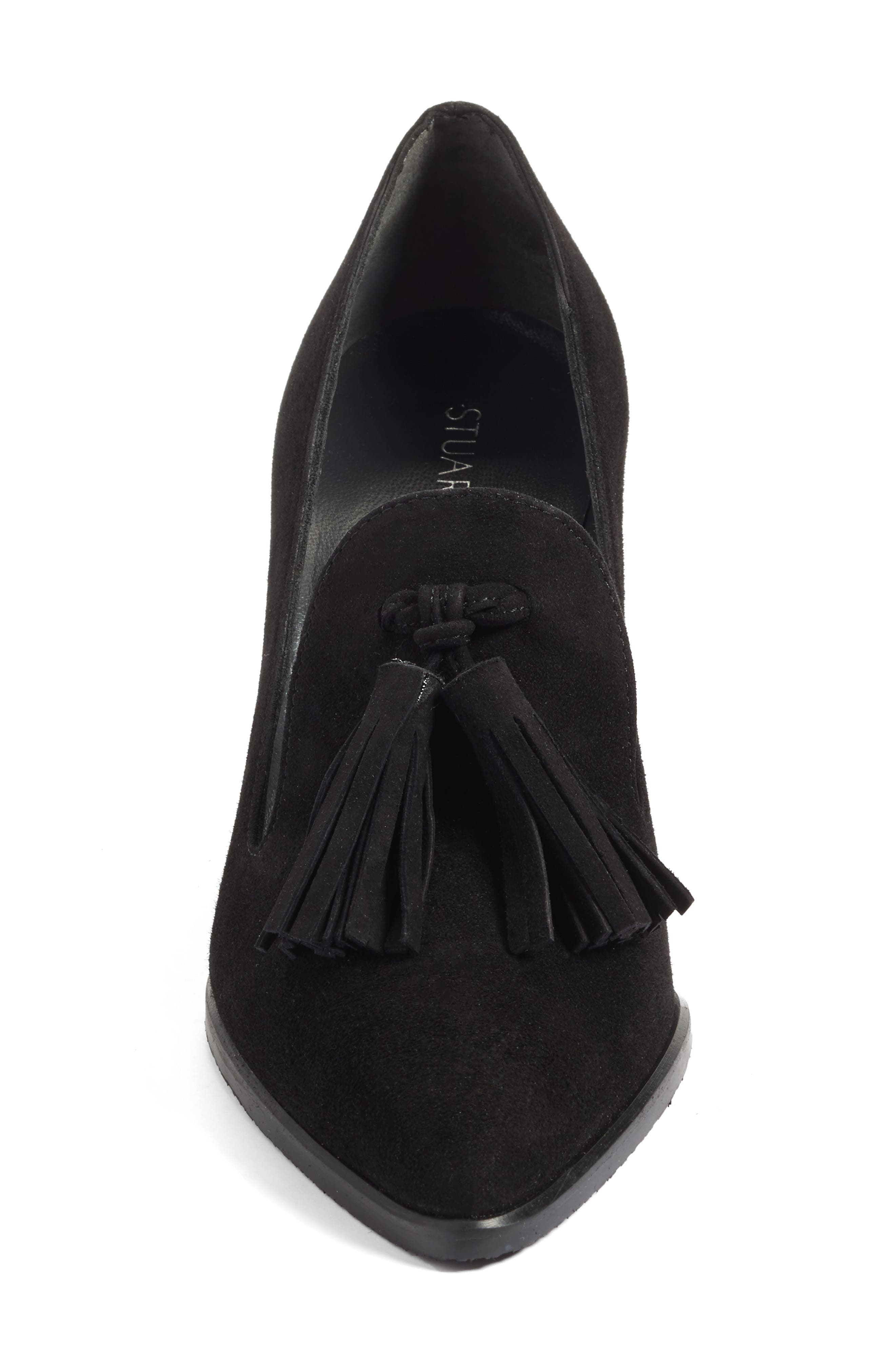 Murphy Tassel Pump,                             Alternate thumbnail 4, color,                             002