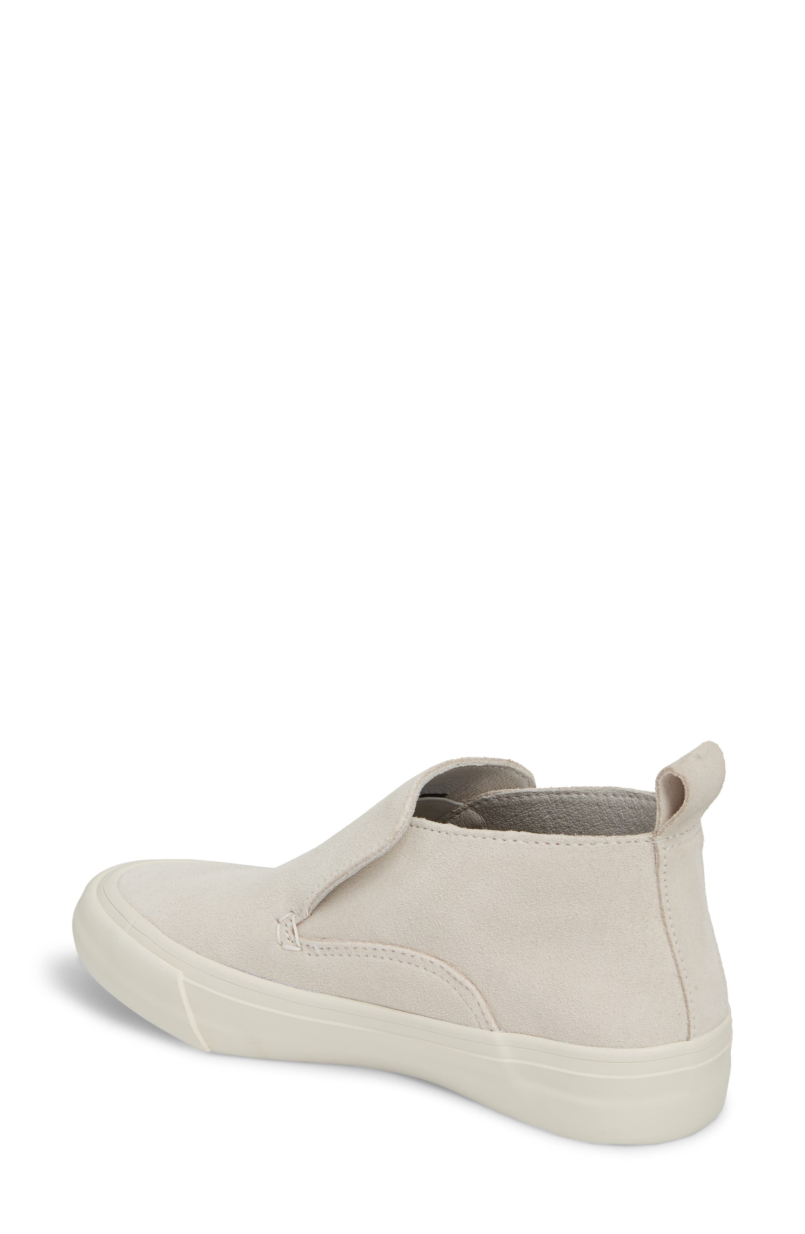 Huntington Middie Slip-On Sneaker,                             Alternate thumbnail 2, color,                             OYSTER