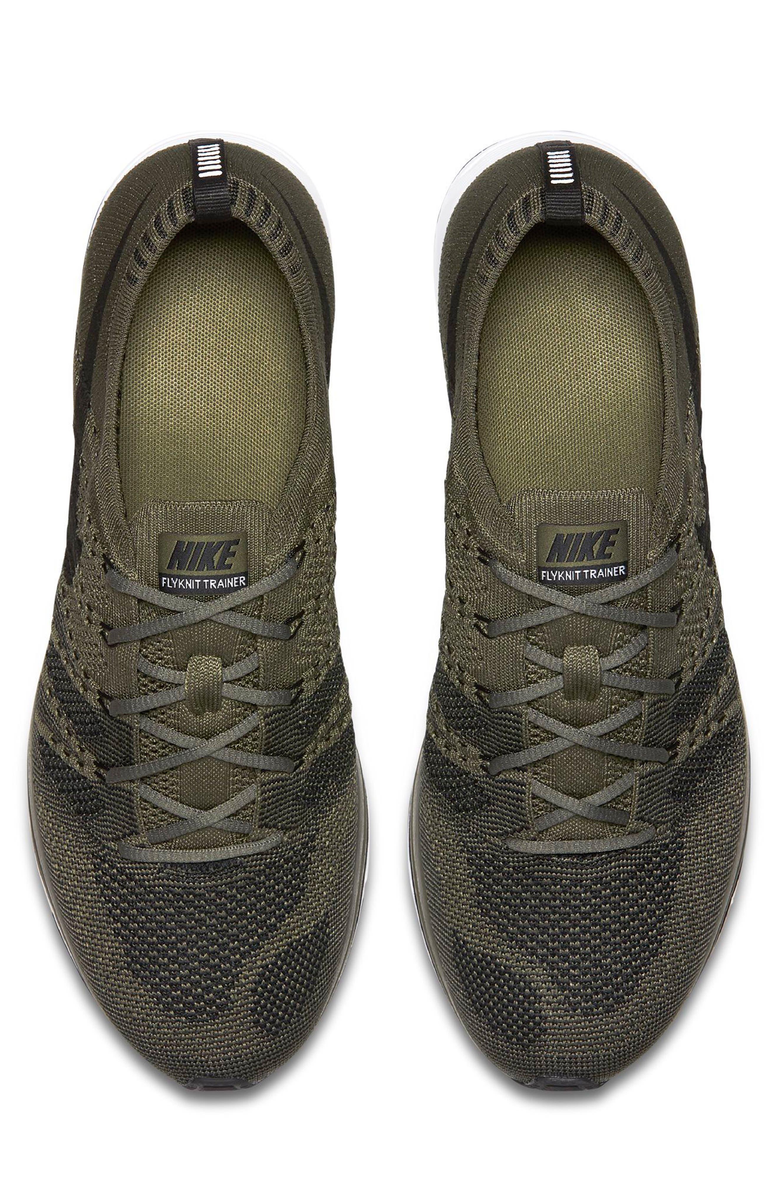 Flyknit Trainer Sneaker,                             Alternate thumbnail 19, color,