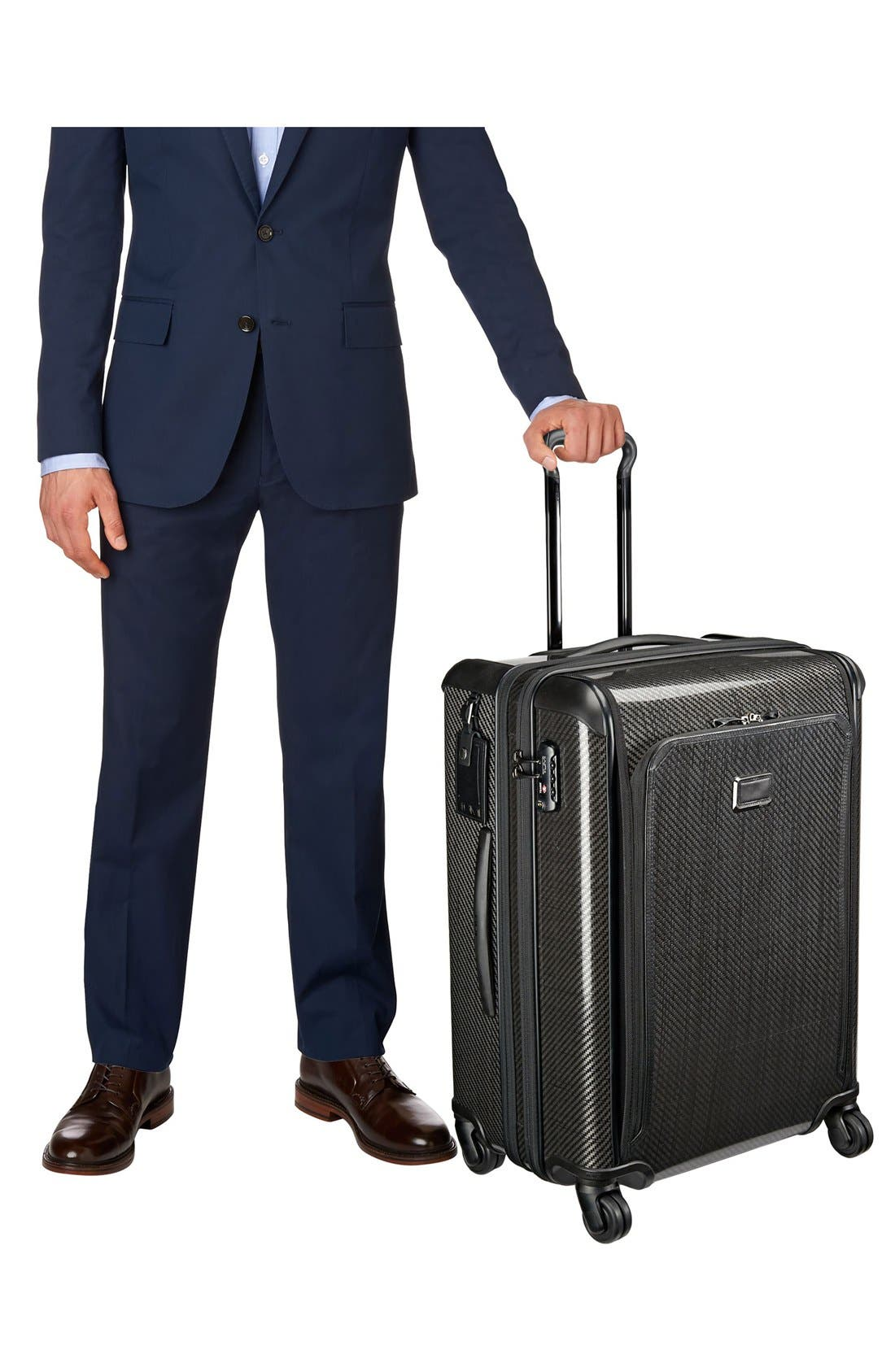 Tegra-Lite<sup>®</sup> Max Medium Trip 26-Inch Rolling Packing Case,                             Alternate thumbnail 4, color,                             006