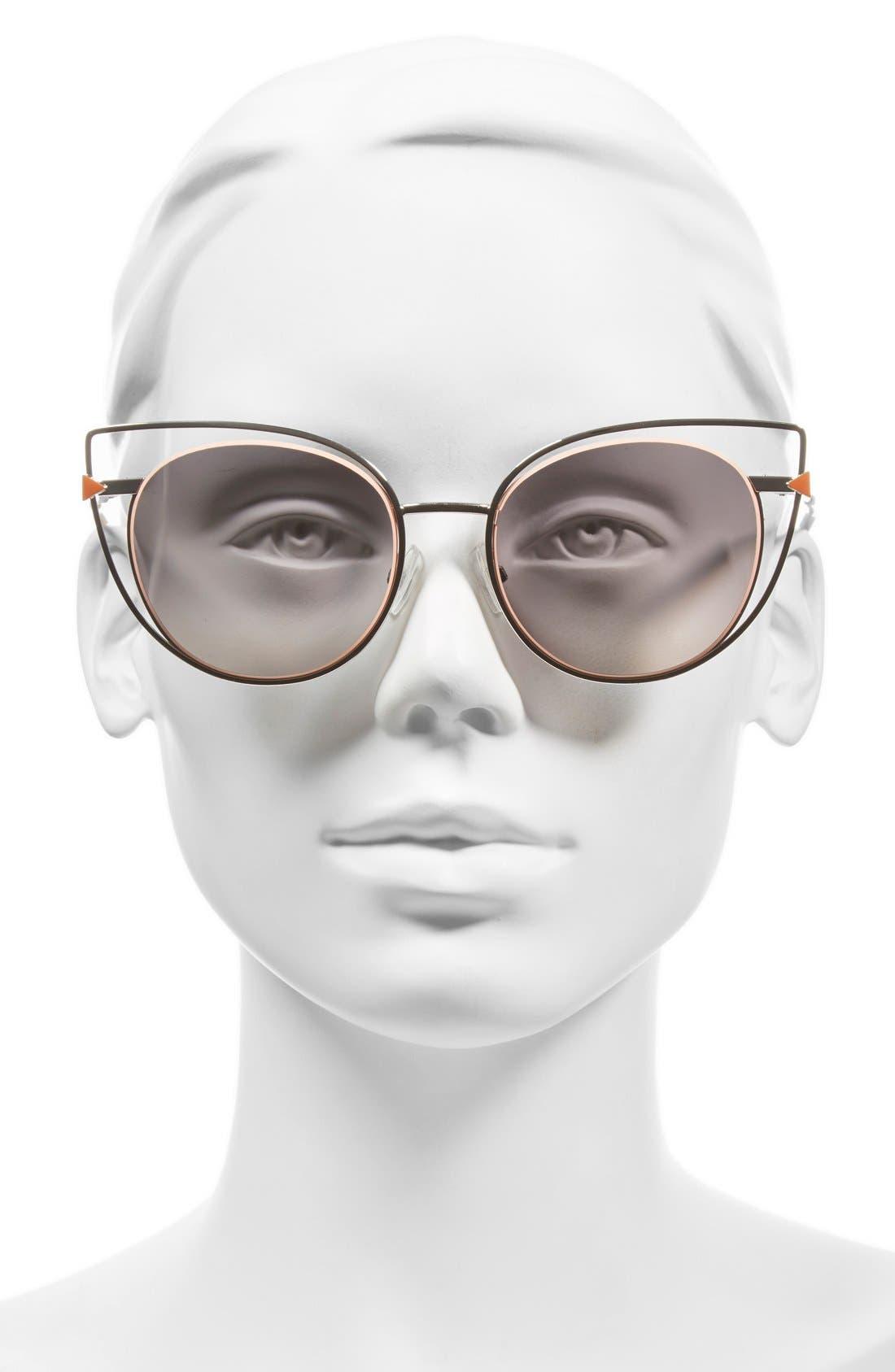 53mm Sunglasses,                             Alternate thumbnail 14, color,