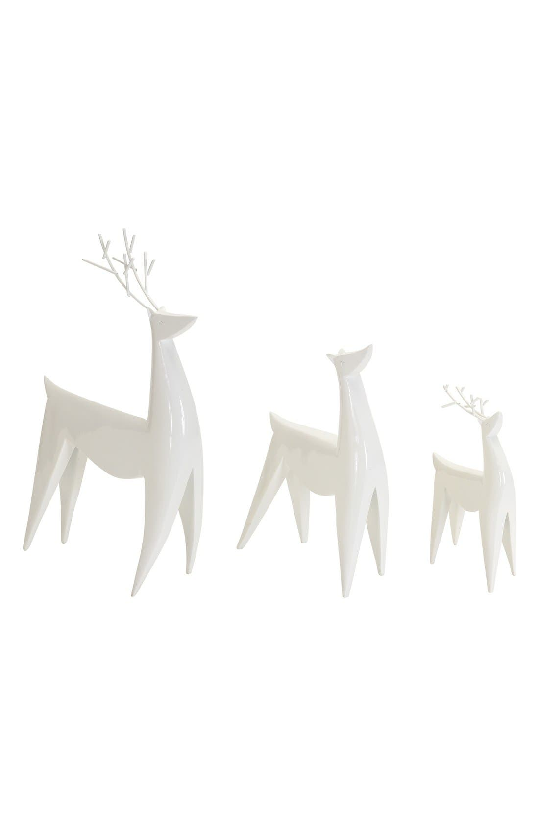 Deer Figurines,                             Main thumbnail 1, color,                             100