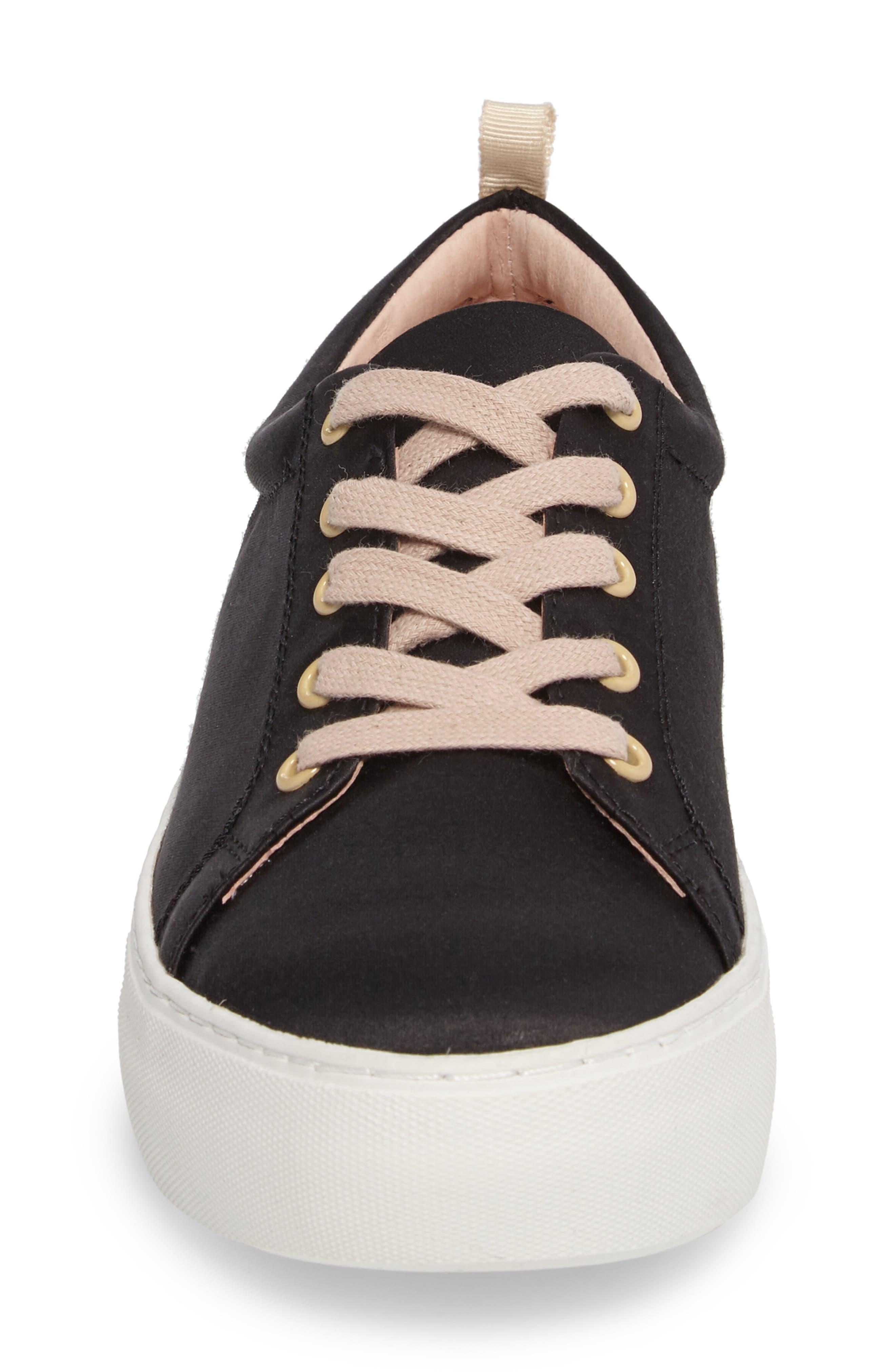 Amber Platform Sneaker,                             Alternate thumbnail 4, color,                             005
