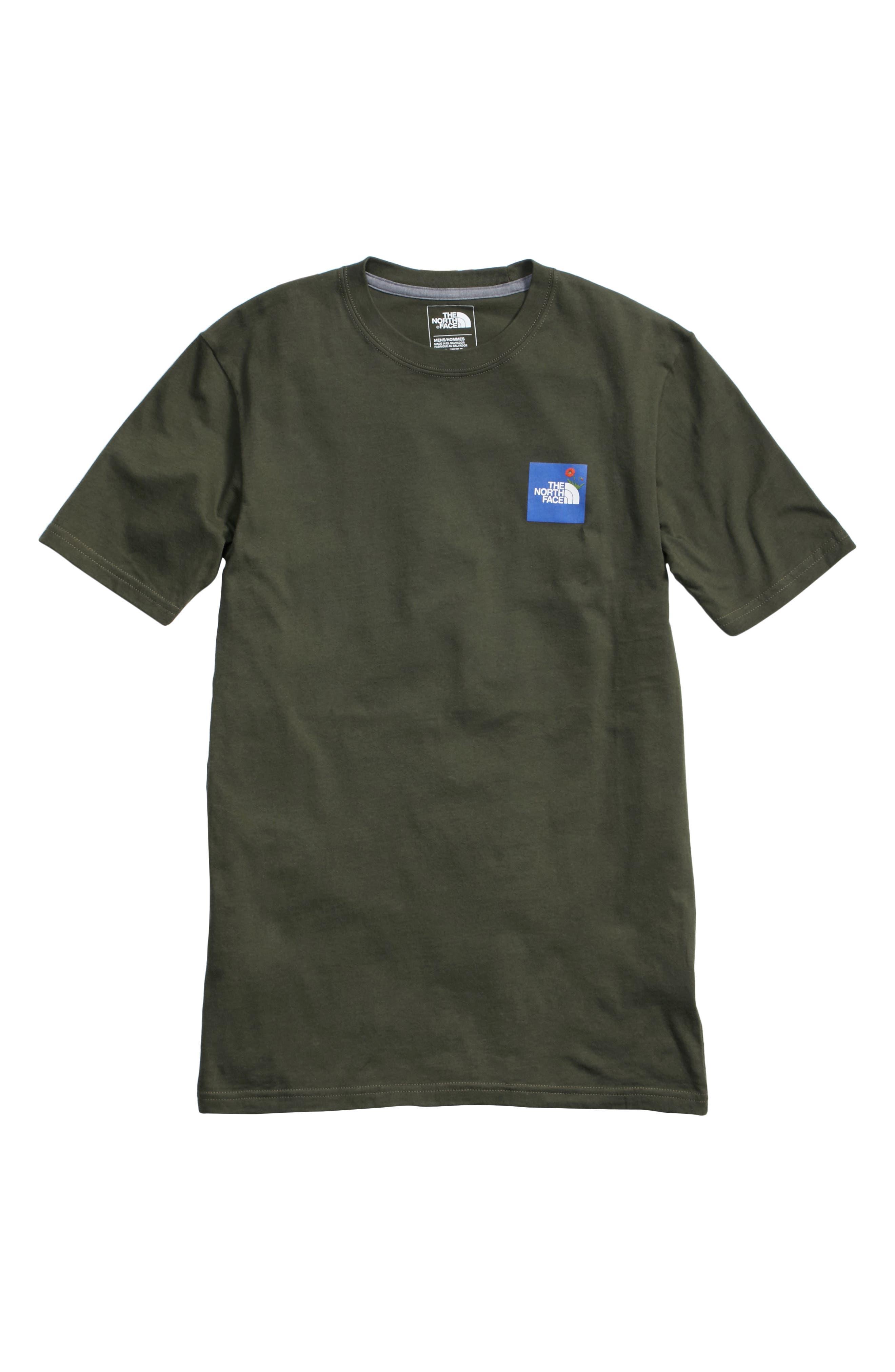 Graphic Unisex T-Shirt,                             Alternate thumbnail 16, color,