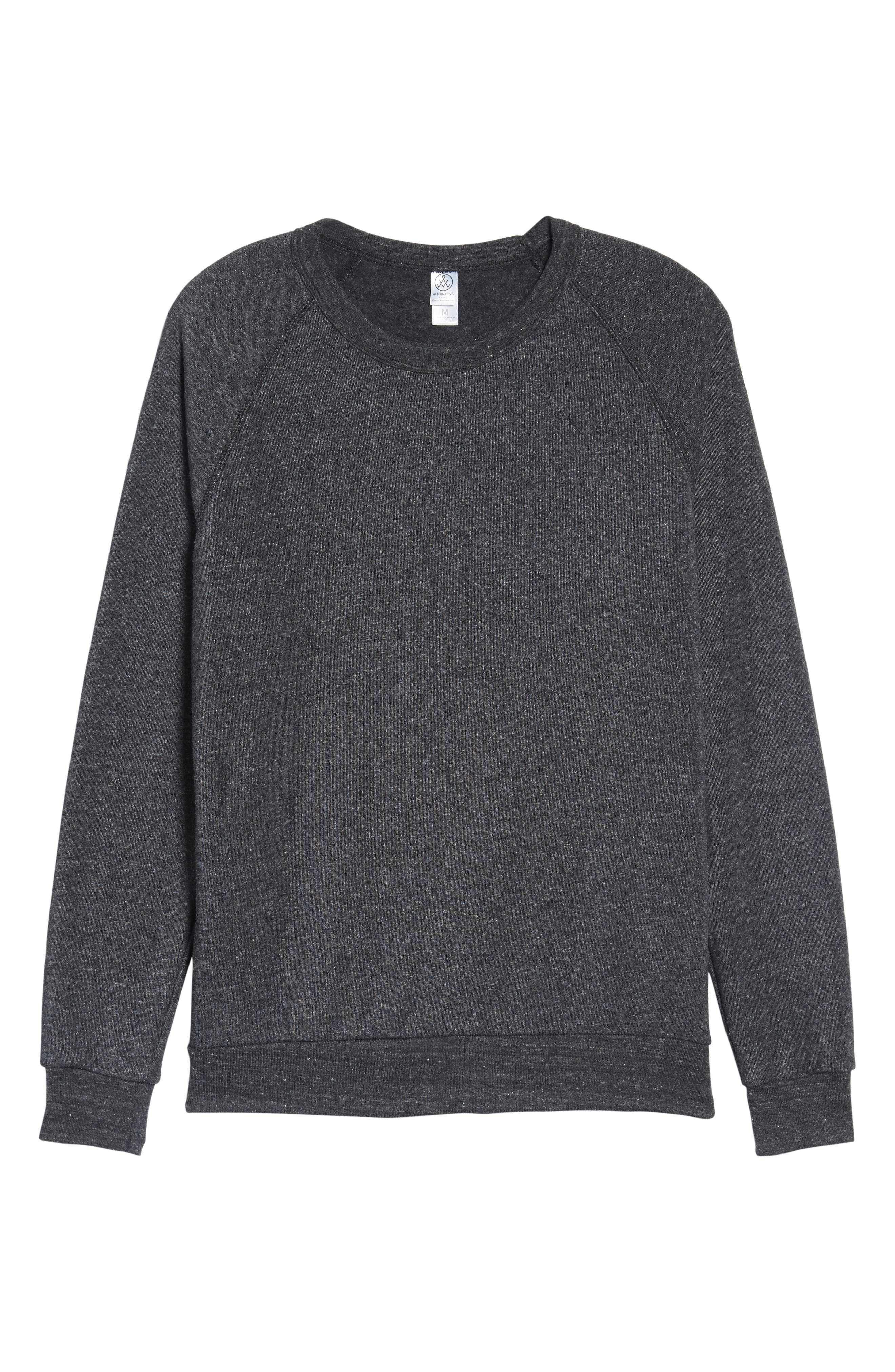 'The Champ' Sweatshirt,                             Alternate thumbnail 6, color,                             010
