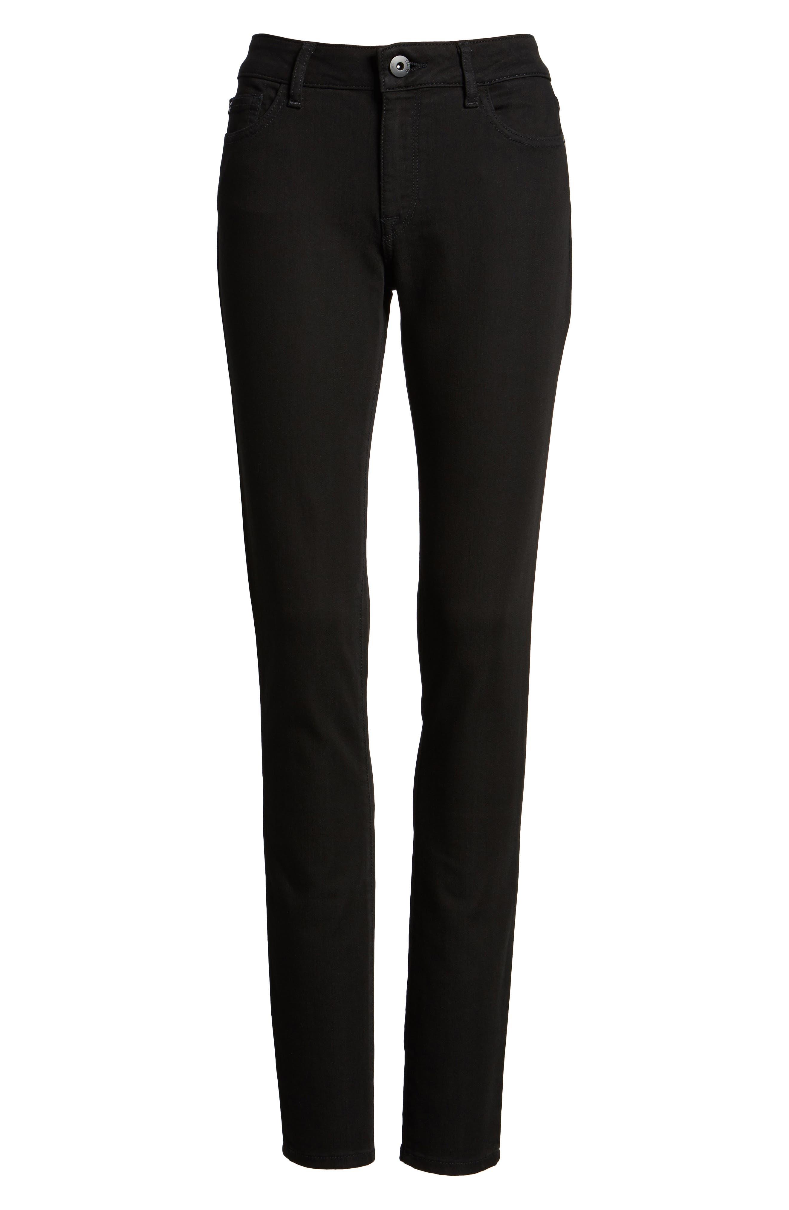 DL1961 'Danny' Instasculpt Skinny Jeans, Main, color, 001