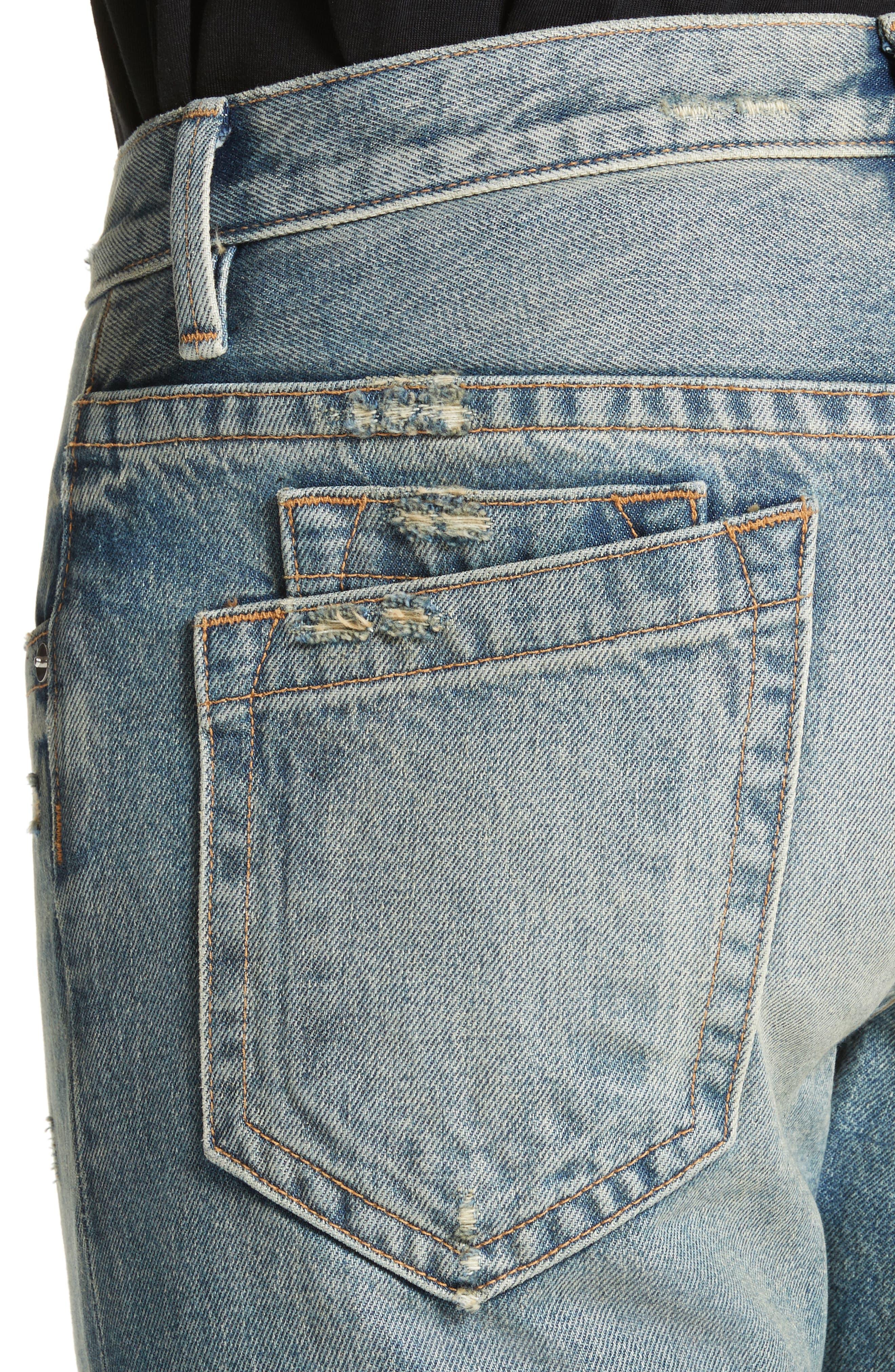 87 Jeans,                             Alternate thumbnail 4, color,                             484