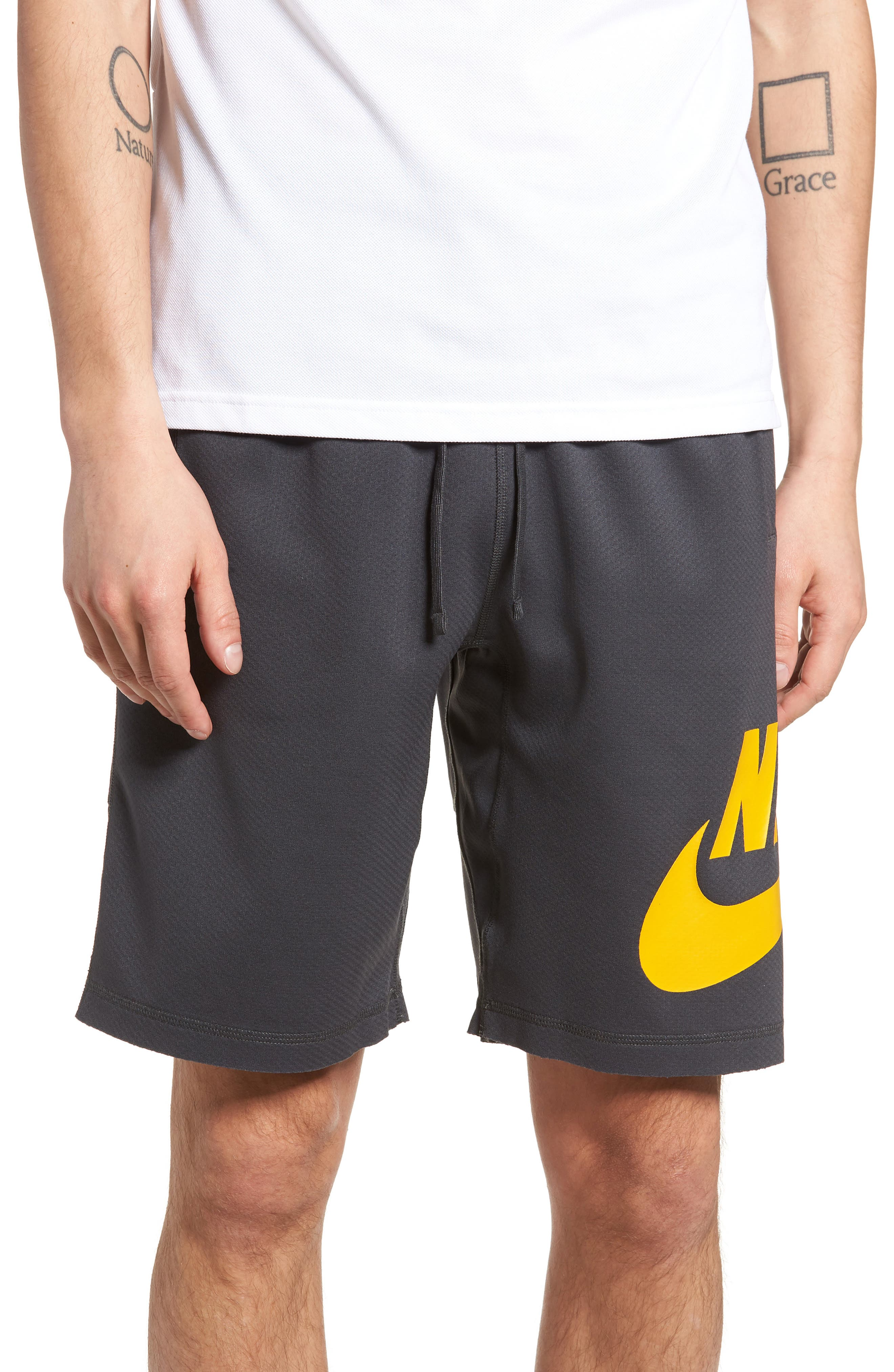 Nike Sb Sunday Dri-Fit Shorts, Grey