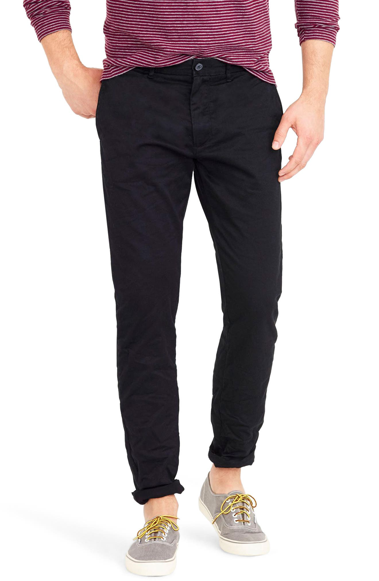 484 Slim Fit Stretch Chino Pants,                             Main thumbnail 1, color,
