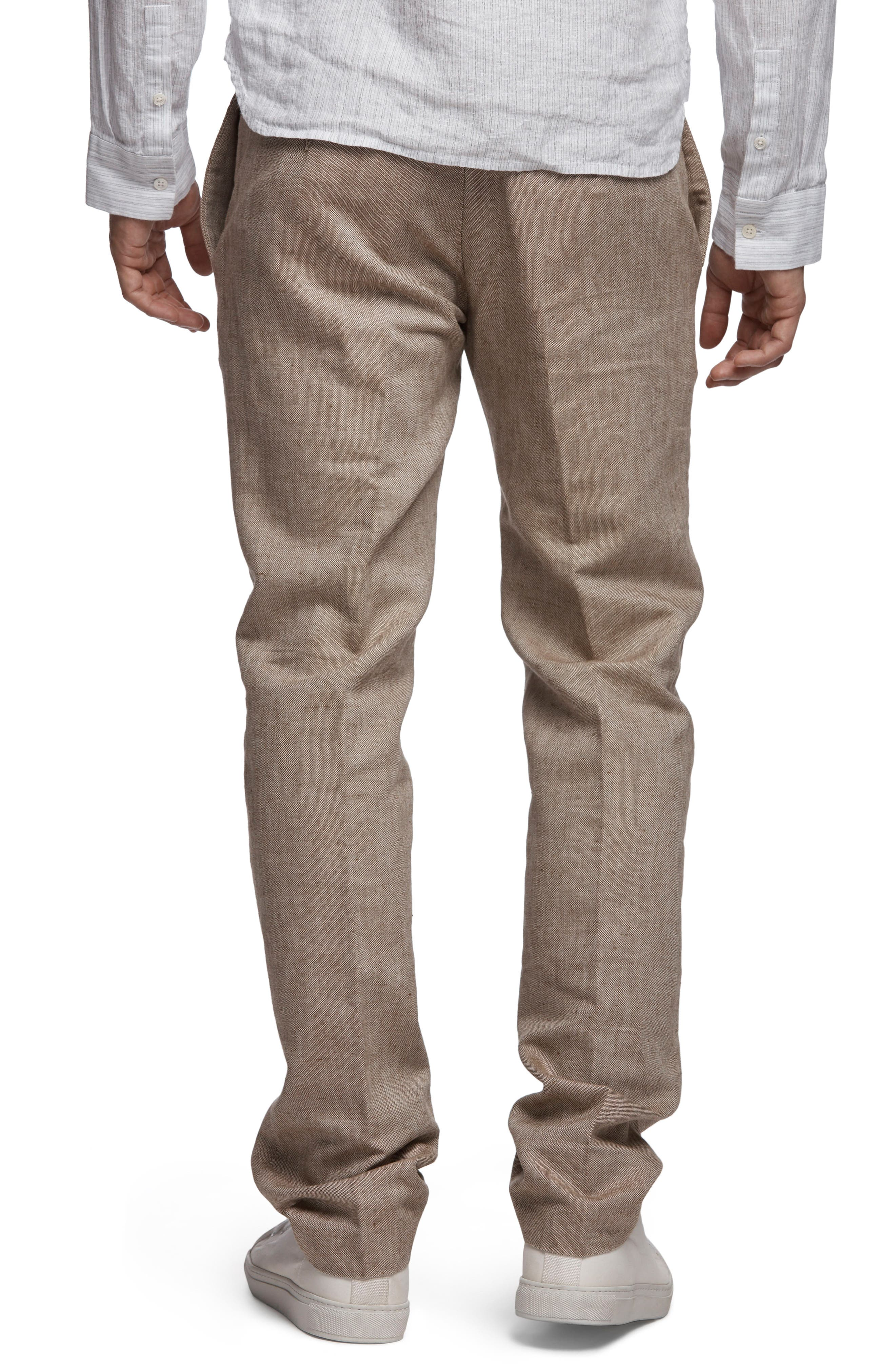 Canvas Chinos,                             Alternate thumbnail 2, color,                             250