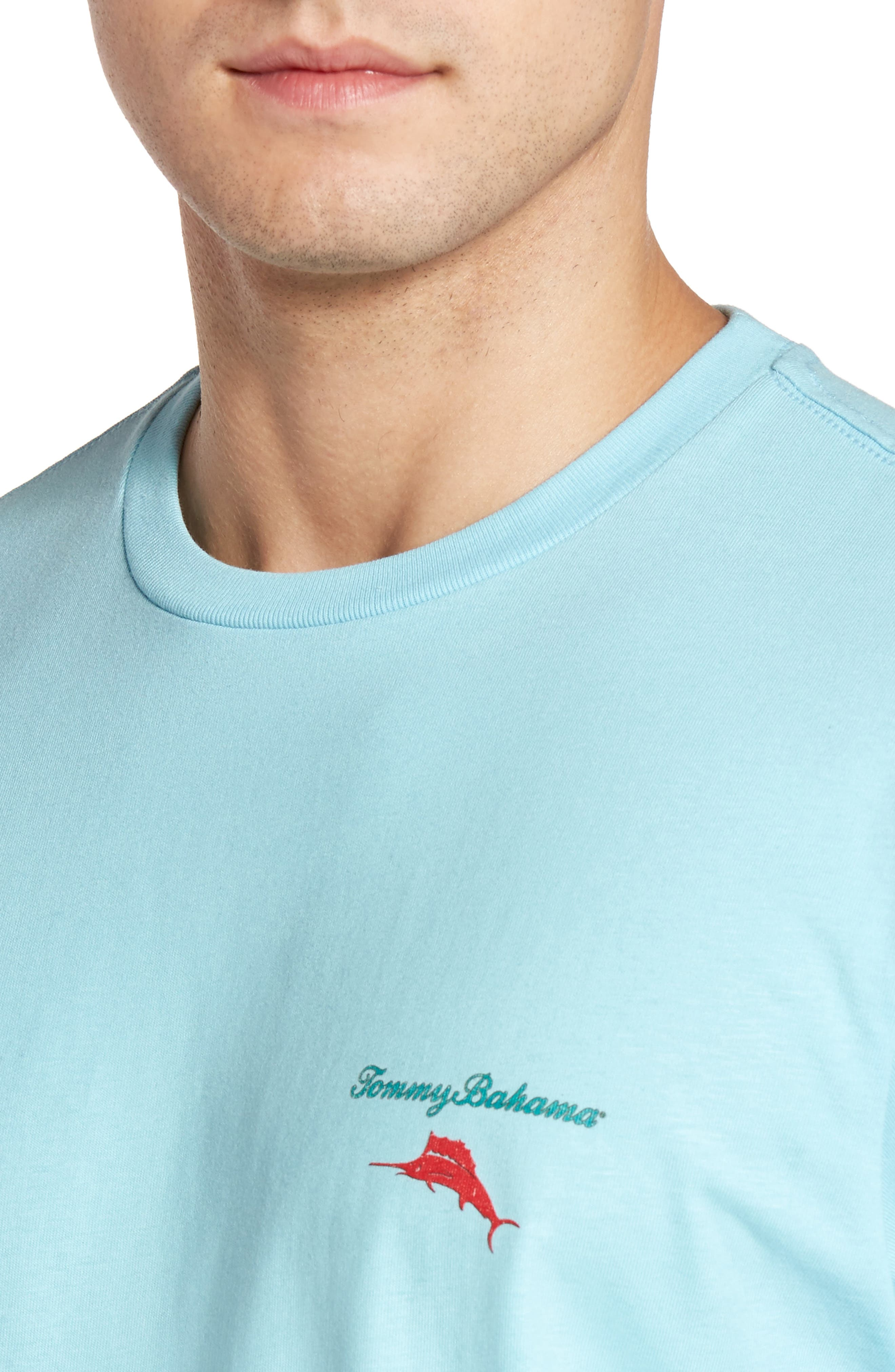 Pineapple TV Graphic T-Shirt,                             Alternate thumbnail 4, color,