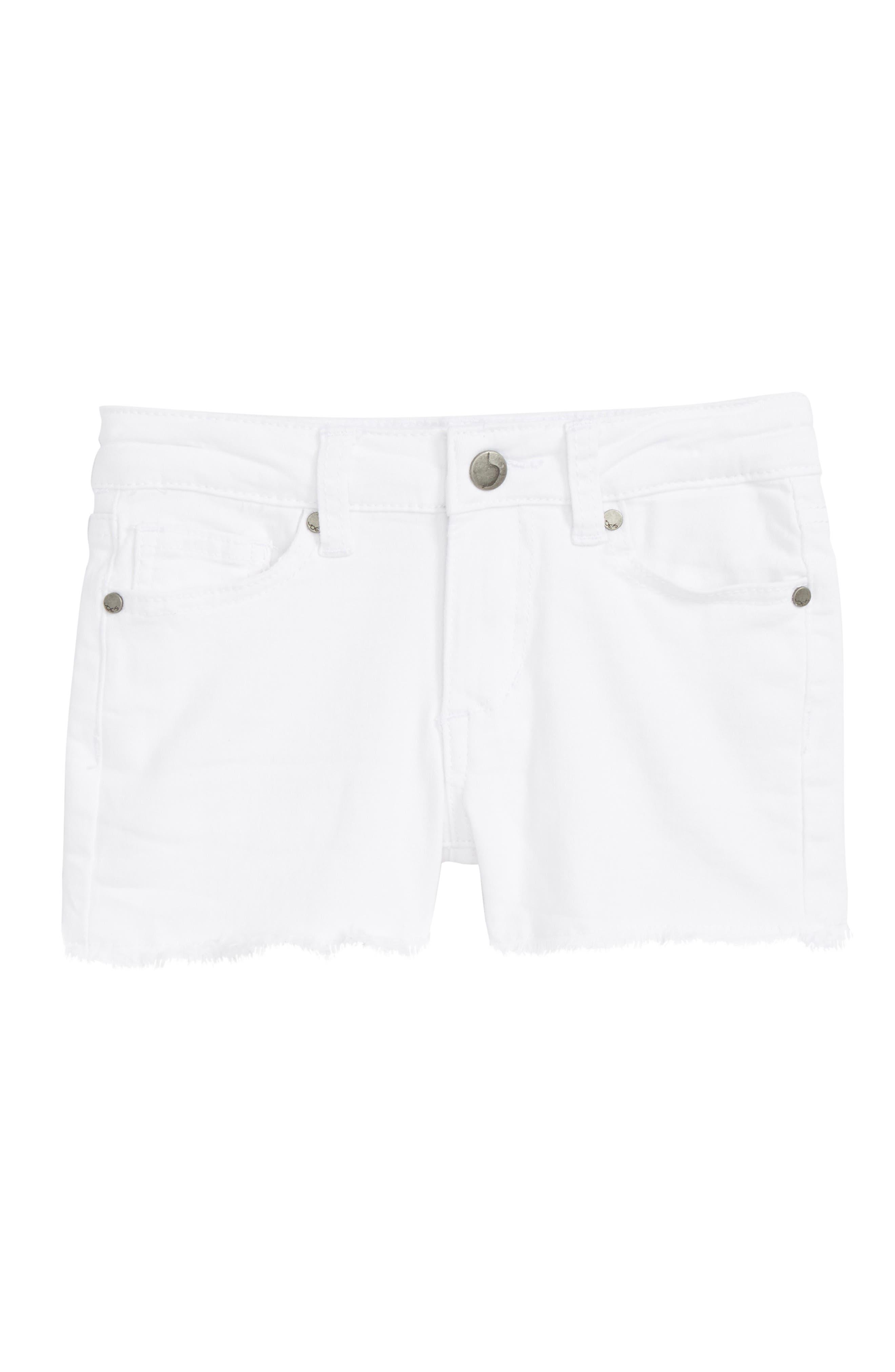 Markie Cutoff Denim Shorts,                             Main thumbnail 2, color,