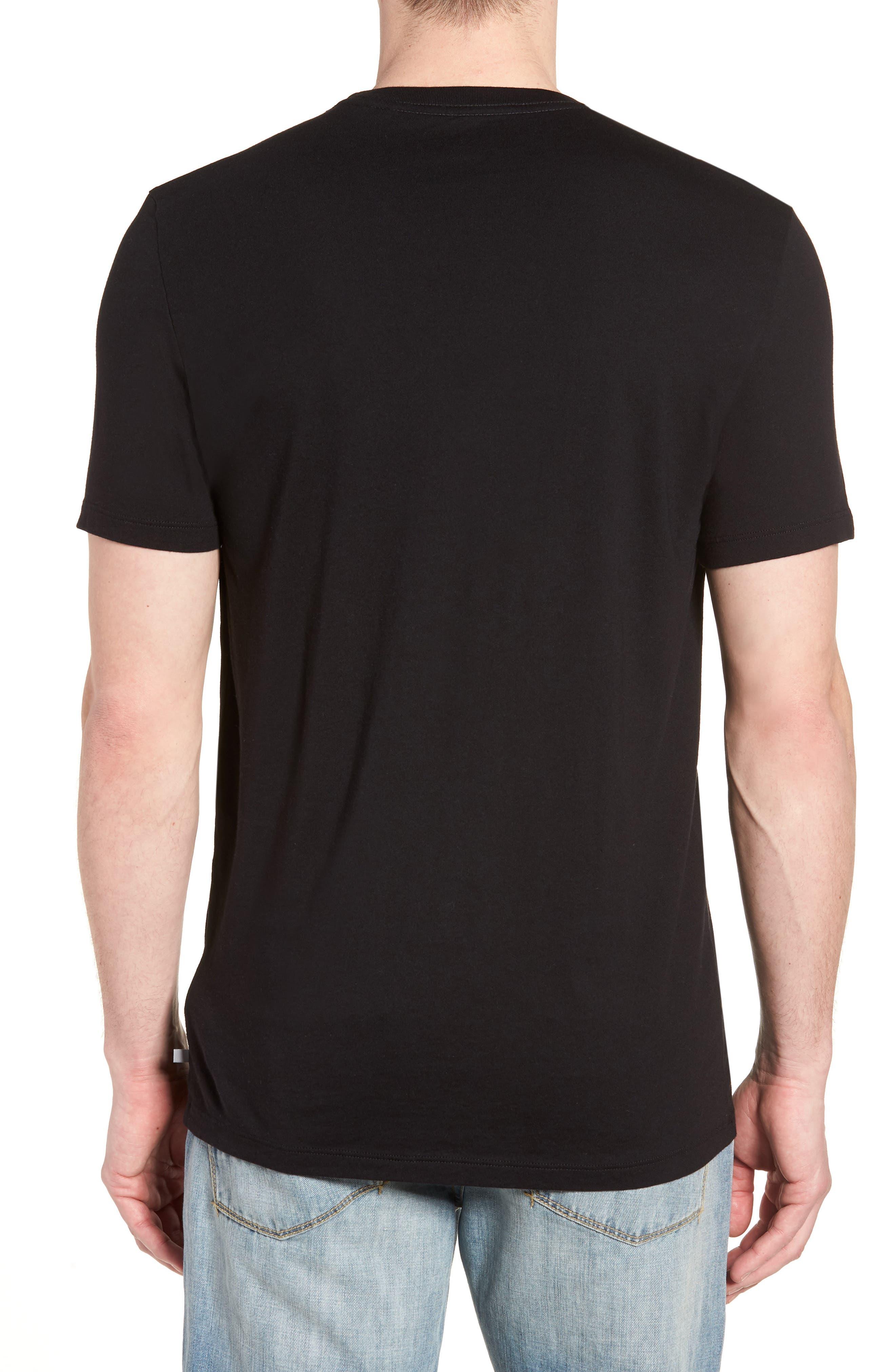 Bryce Slim Fit T-Shirt,                             Alternate thumbnail 5, color,