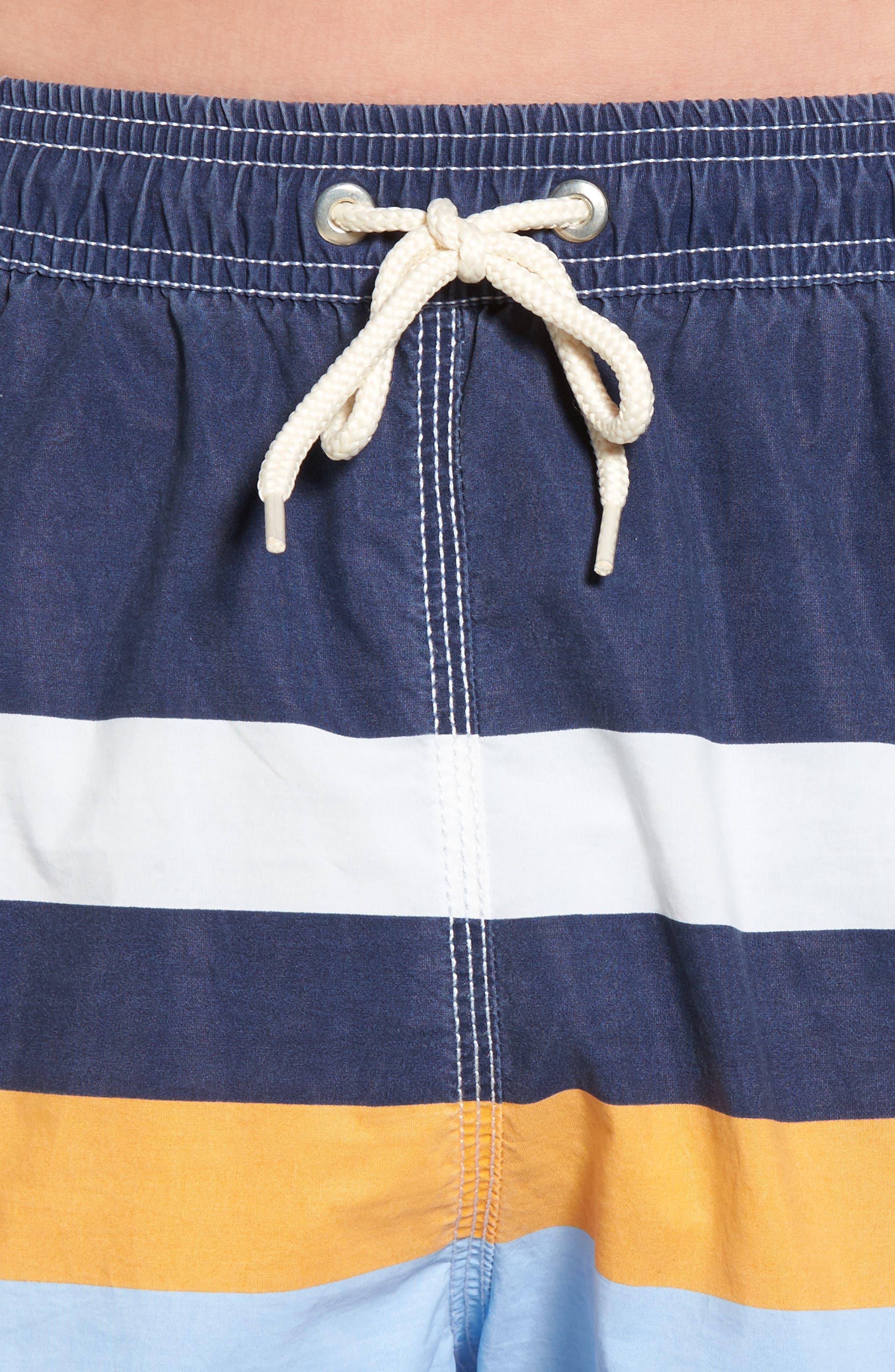 Beach Swim Trunks,                             Alternate thumbnail 4, color,                             450