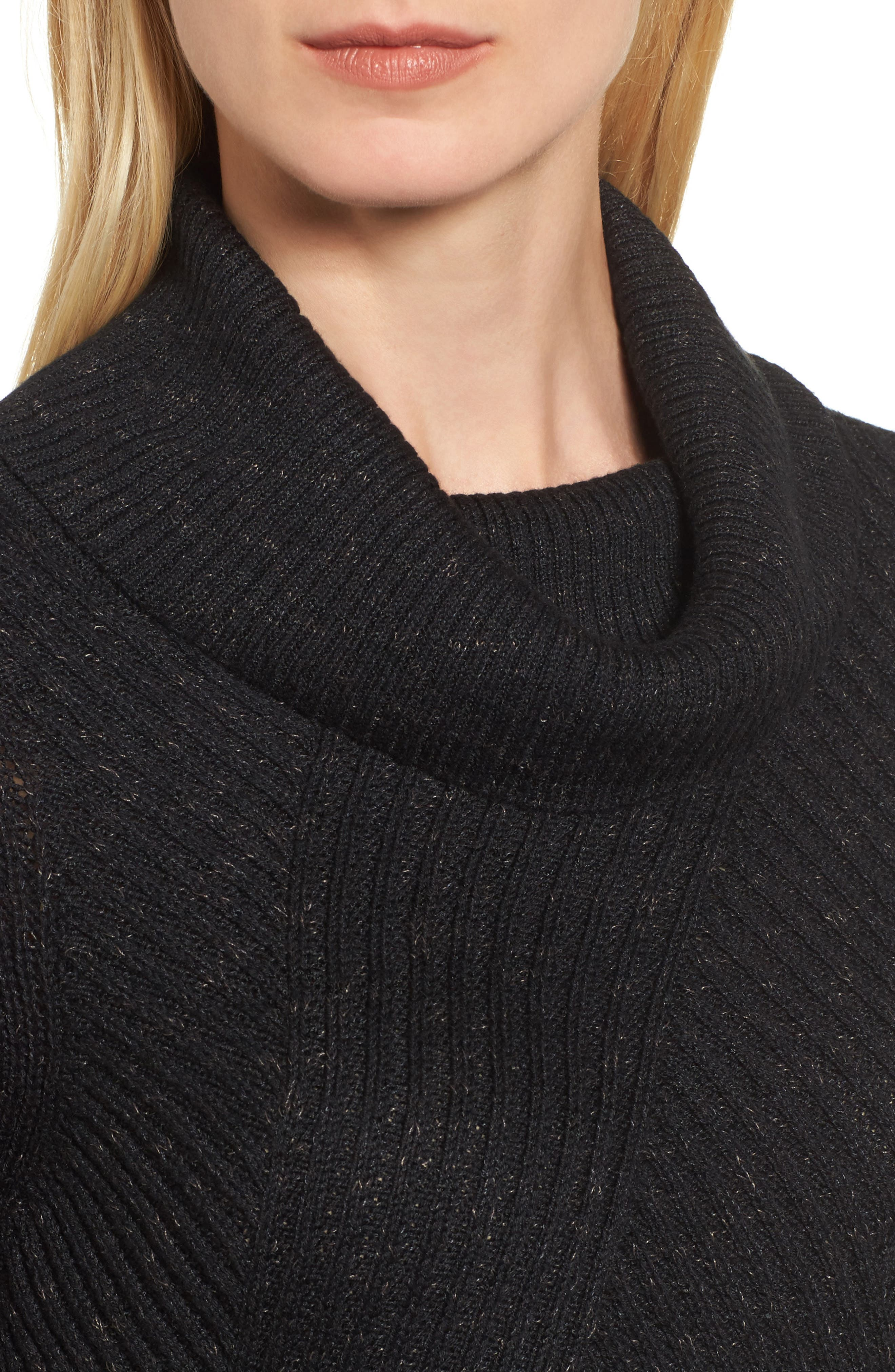 North Star Turtleneck Tunic,                             Alternate thumbnail 10, color,
