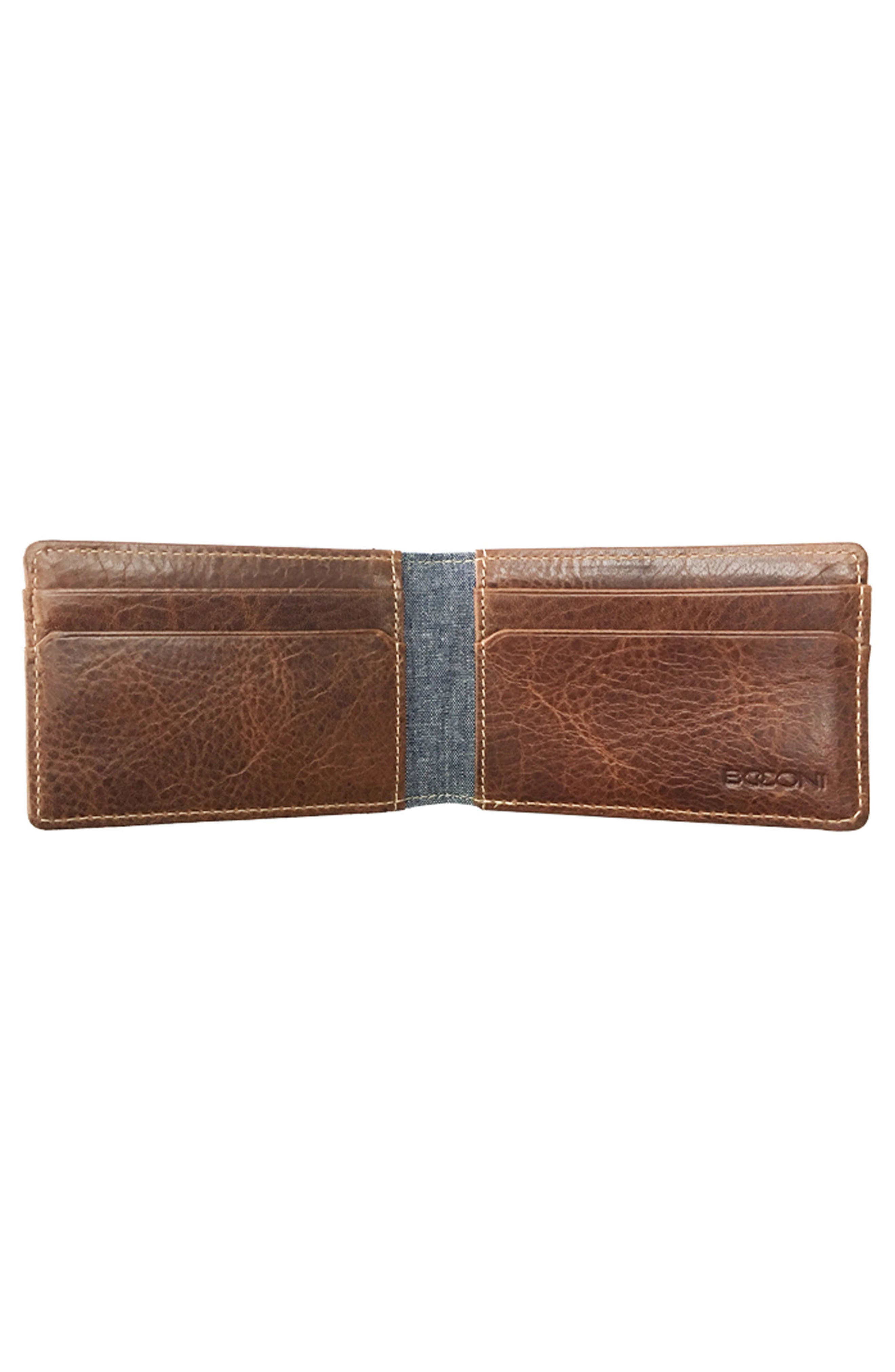 Caleb Bifold Wallet with Money Clip,                             Alternate thumbnail 2, color,                             210