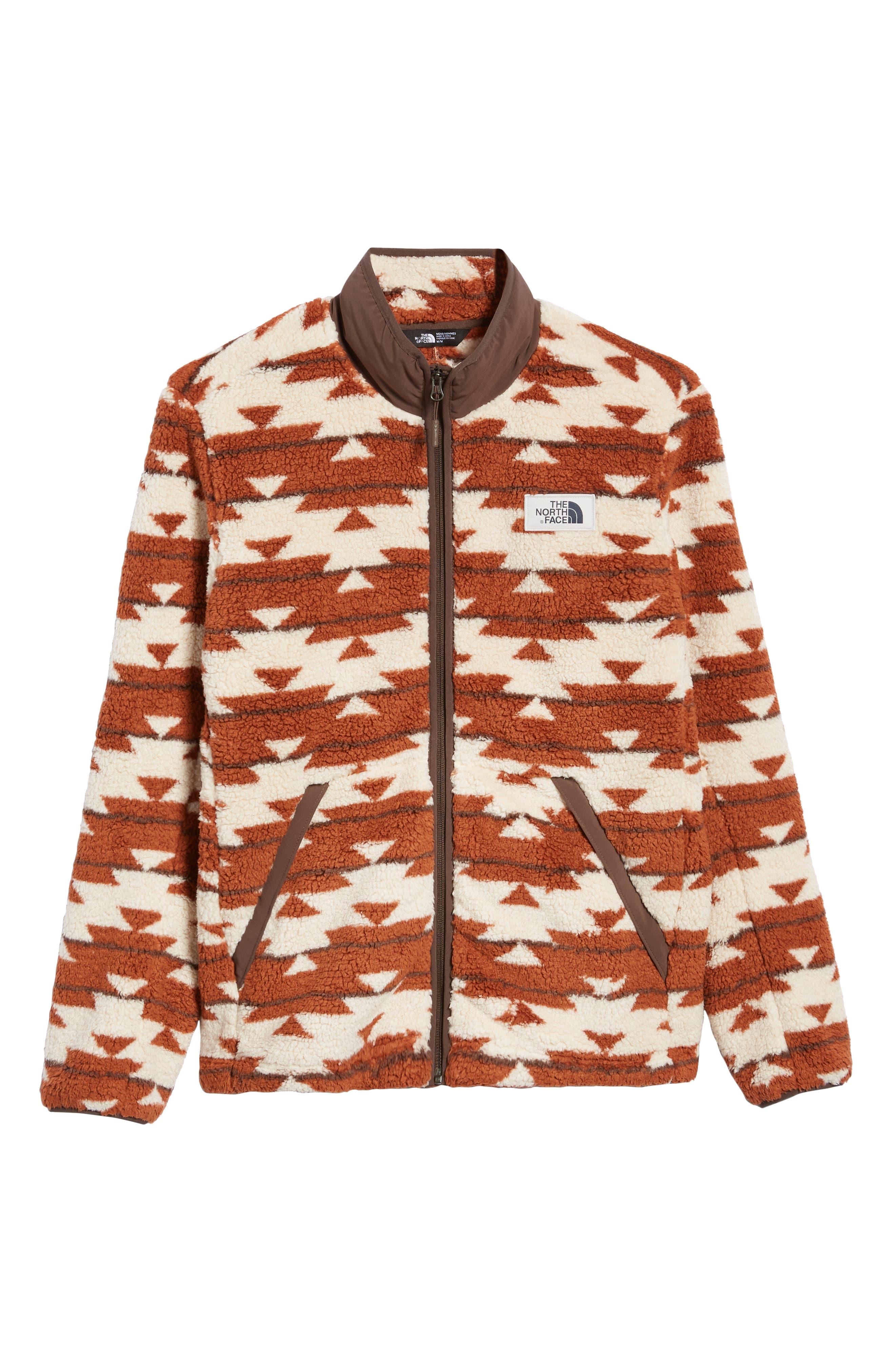 Campshire Zip Fleece Jacket,                             Alternate thumbnail 55, color,