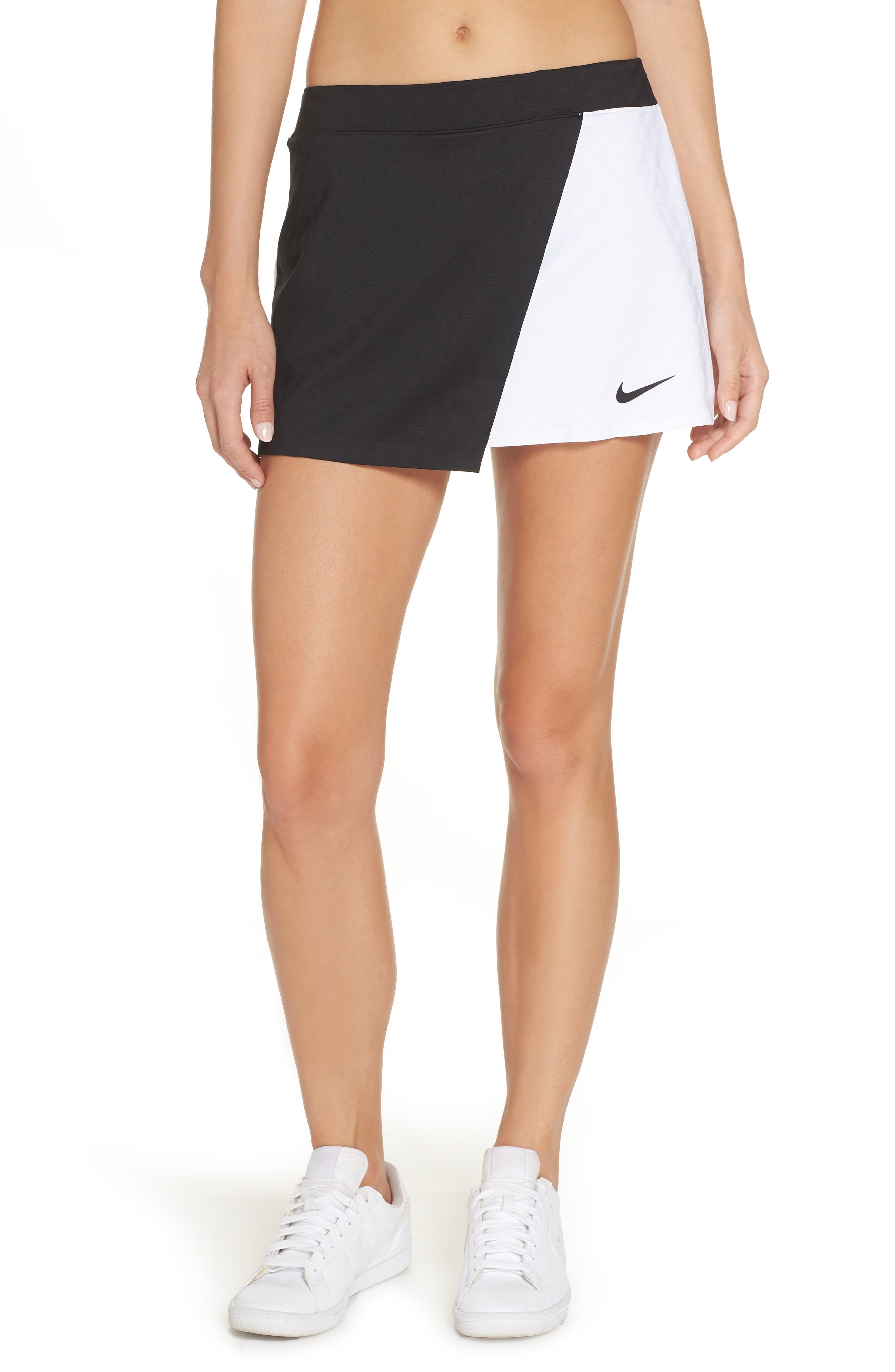Court Maria Tennis Skirt,                             Main thumbnail 1, color,                             010