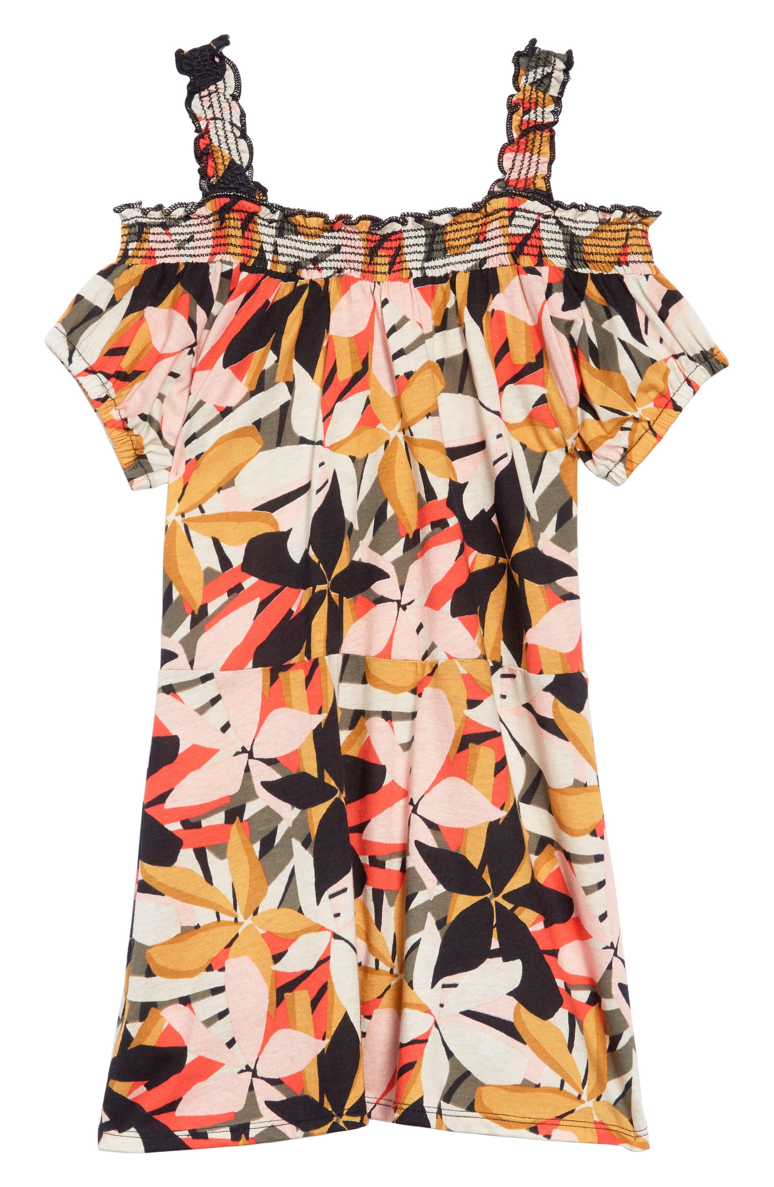 Coastal Love Dress,                             Alternate thumbnail 2, color,                             MULTI