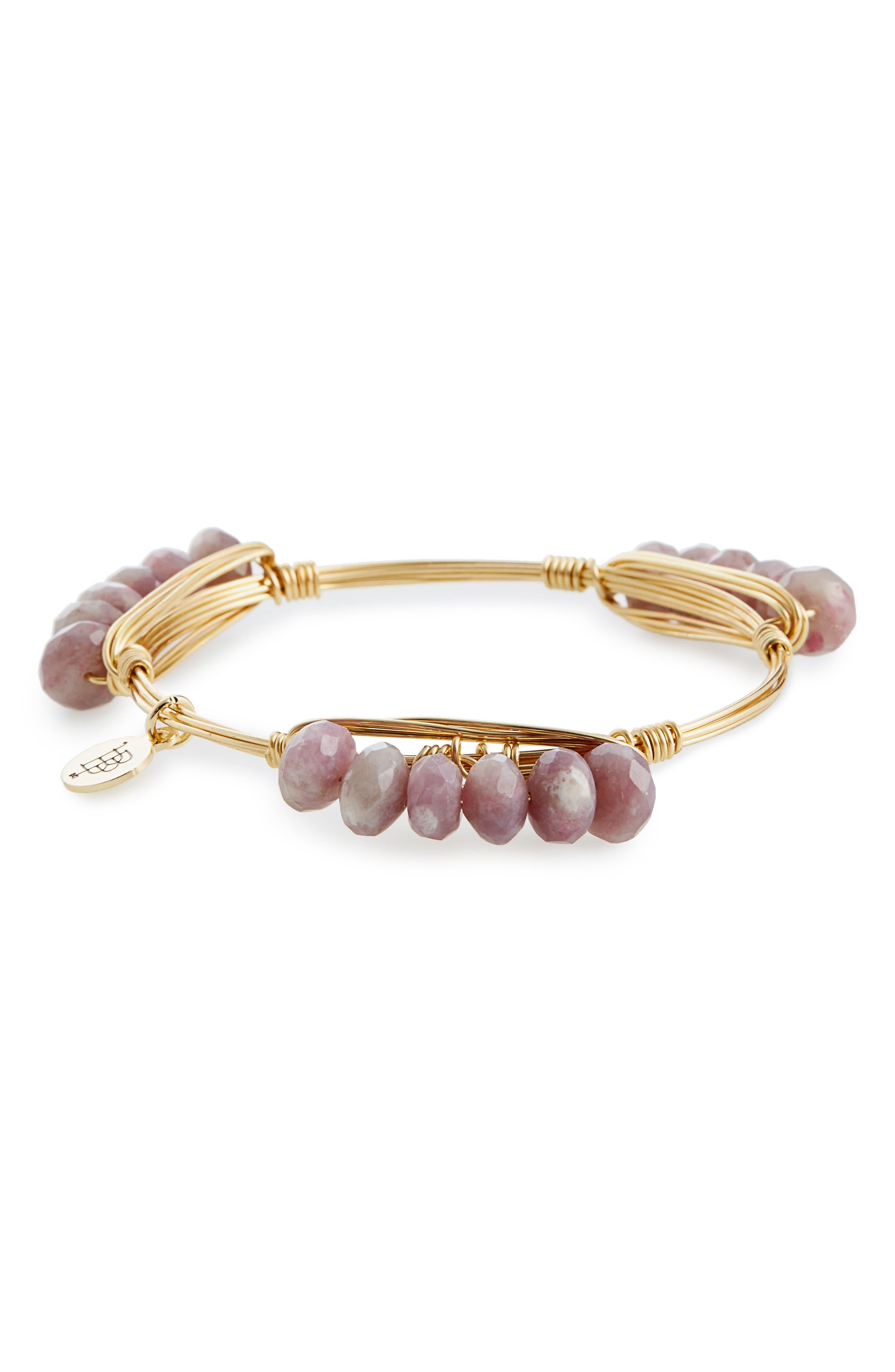 Agate Bracelet,                             Alternate thumbnail 2, color,                             500