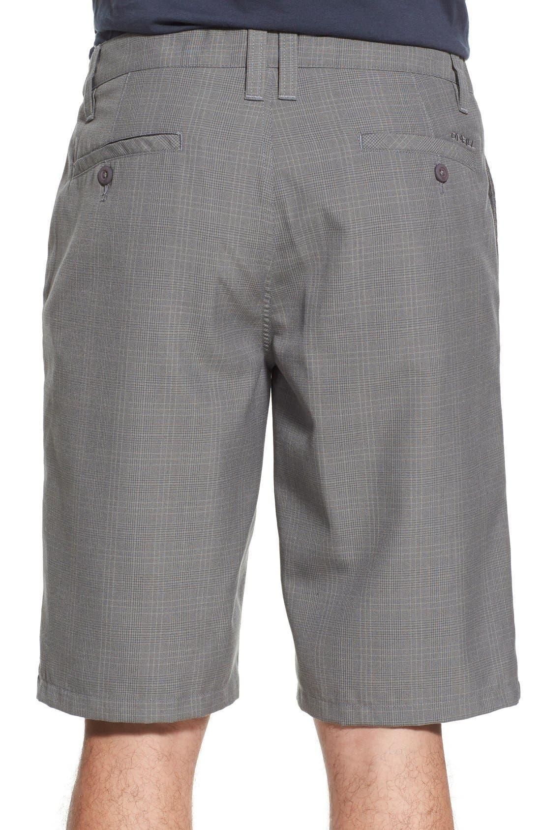 'Delta Plaid' Chino Shorts,                             Alternate thumbnail 22, color,