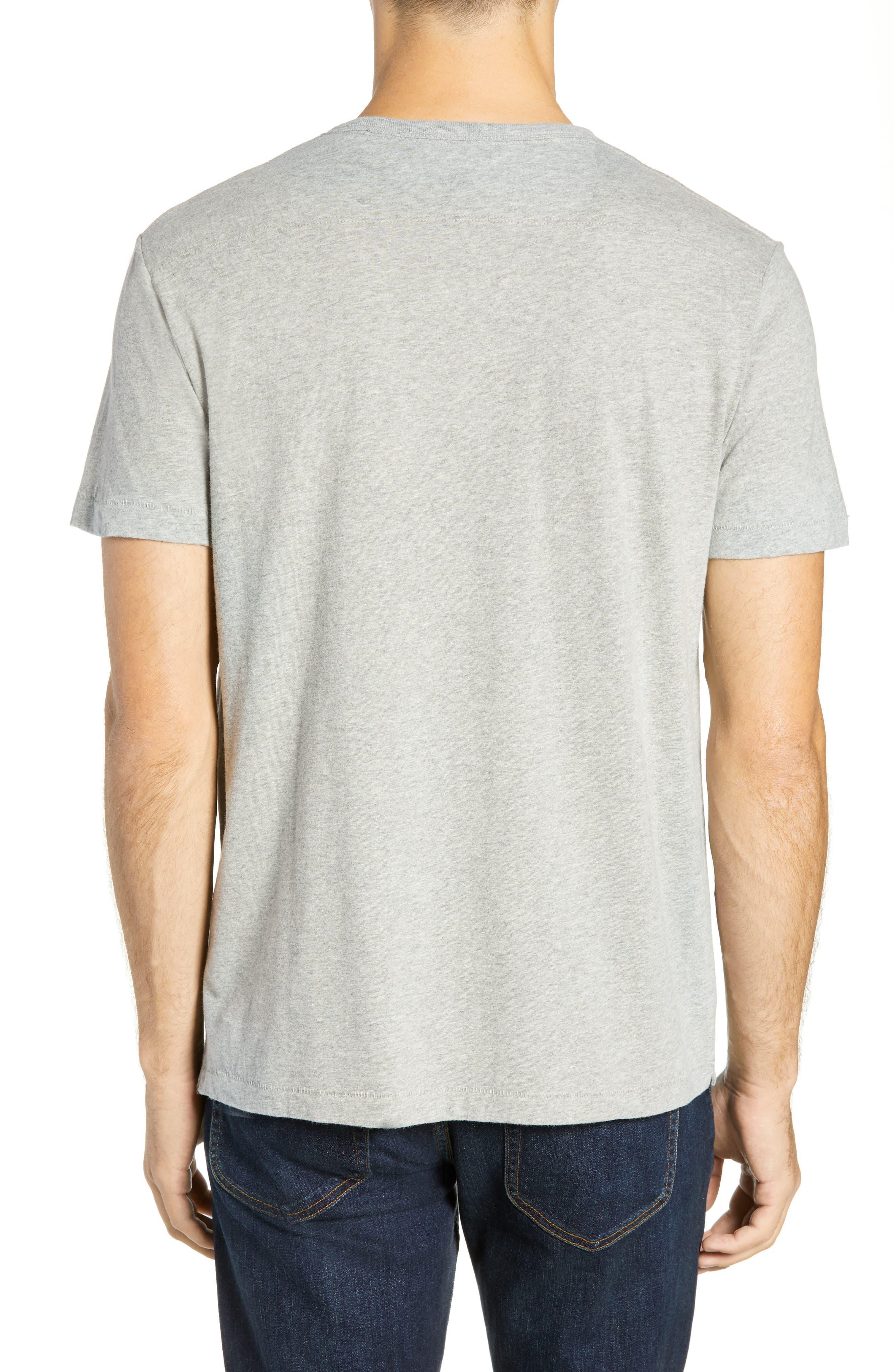 Motorcycle Regular Fit Cotton T-Shirt,                             Alternate thumbnail 2, color,                             GREY MELANGE BLACK