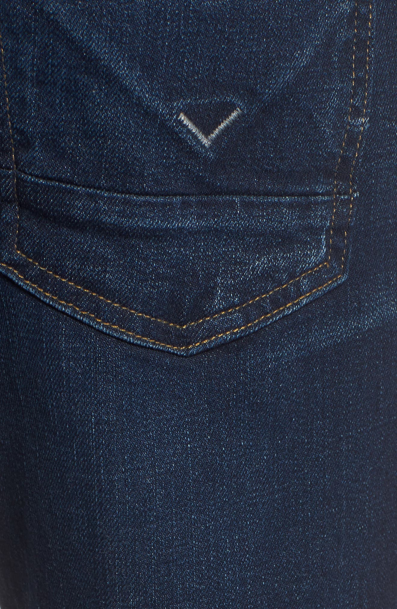 Byron Slim Straight Fit Jeans,                             Alternate thumbnail 5, color,                             405