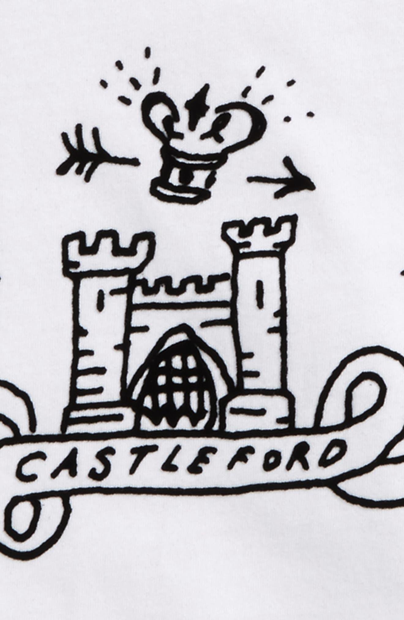 Castleford Graphic T-Shirt,                             Alternate thumbnail 2, color,                             100