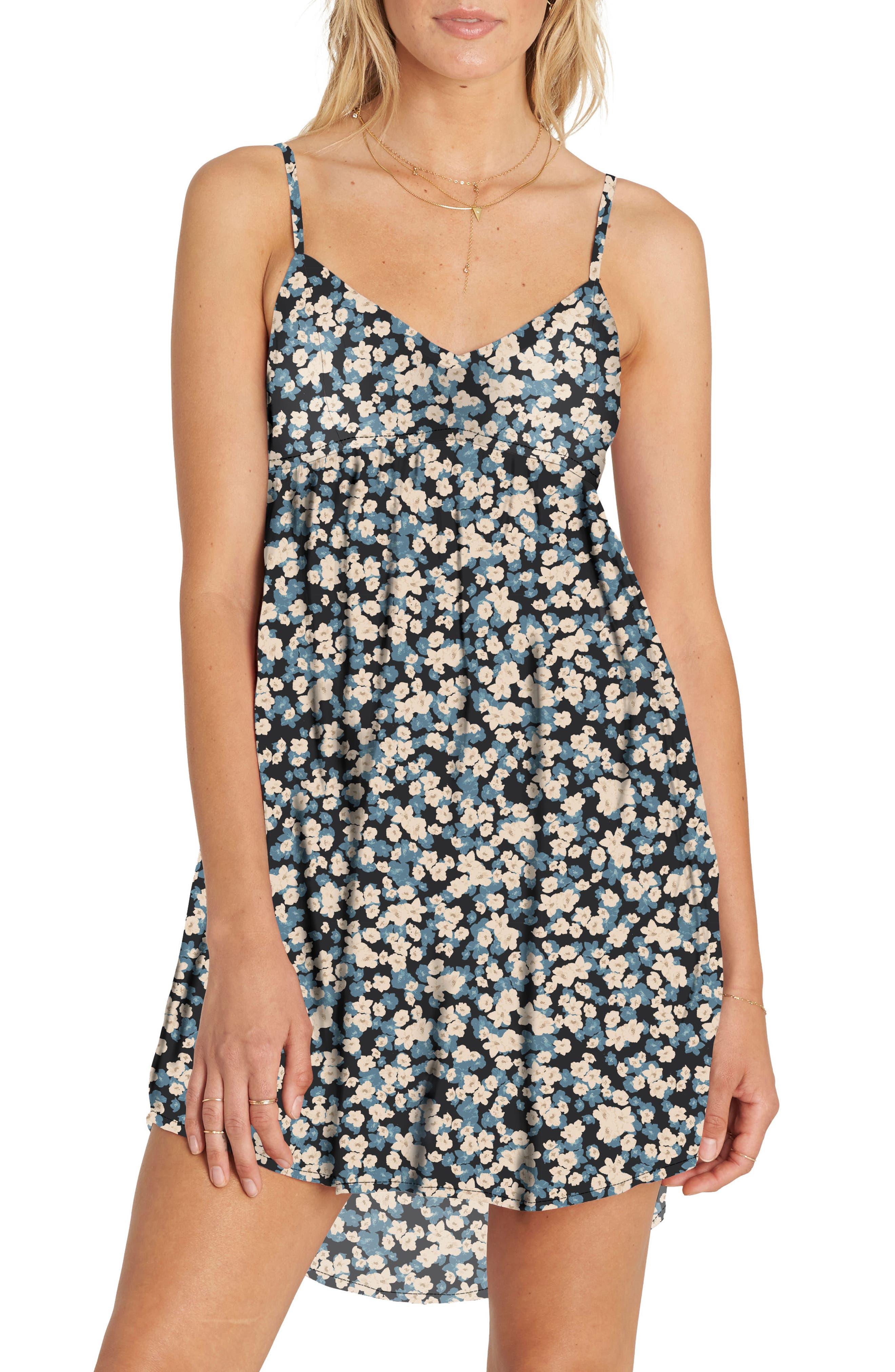 Florida Fever Babydoll Dress,                         Main,                         color, 400