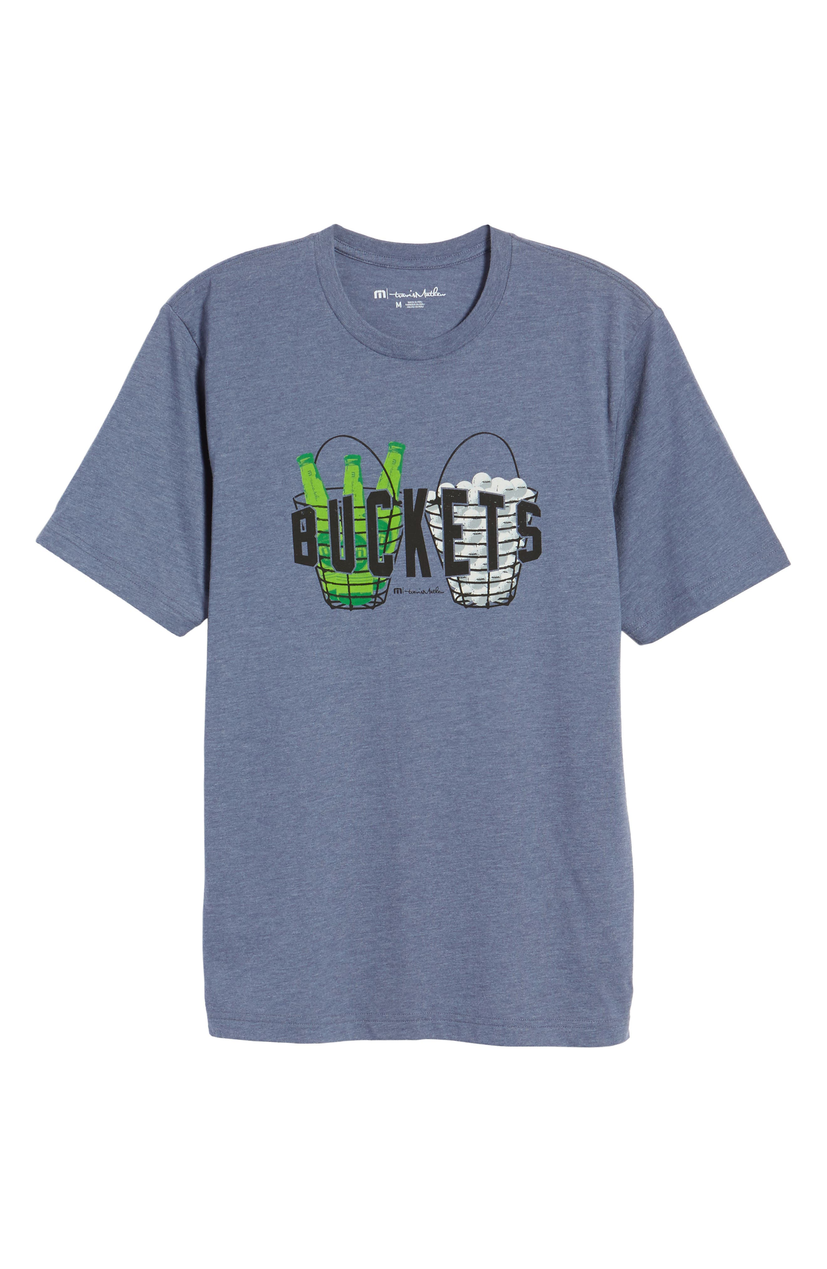 'Buckets' Graphic T-Shirt,                             Alternate thumbnail 17, color,
