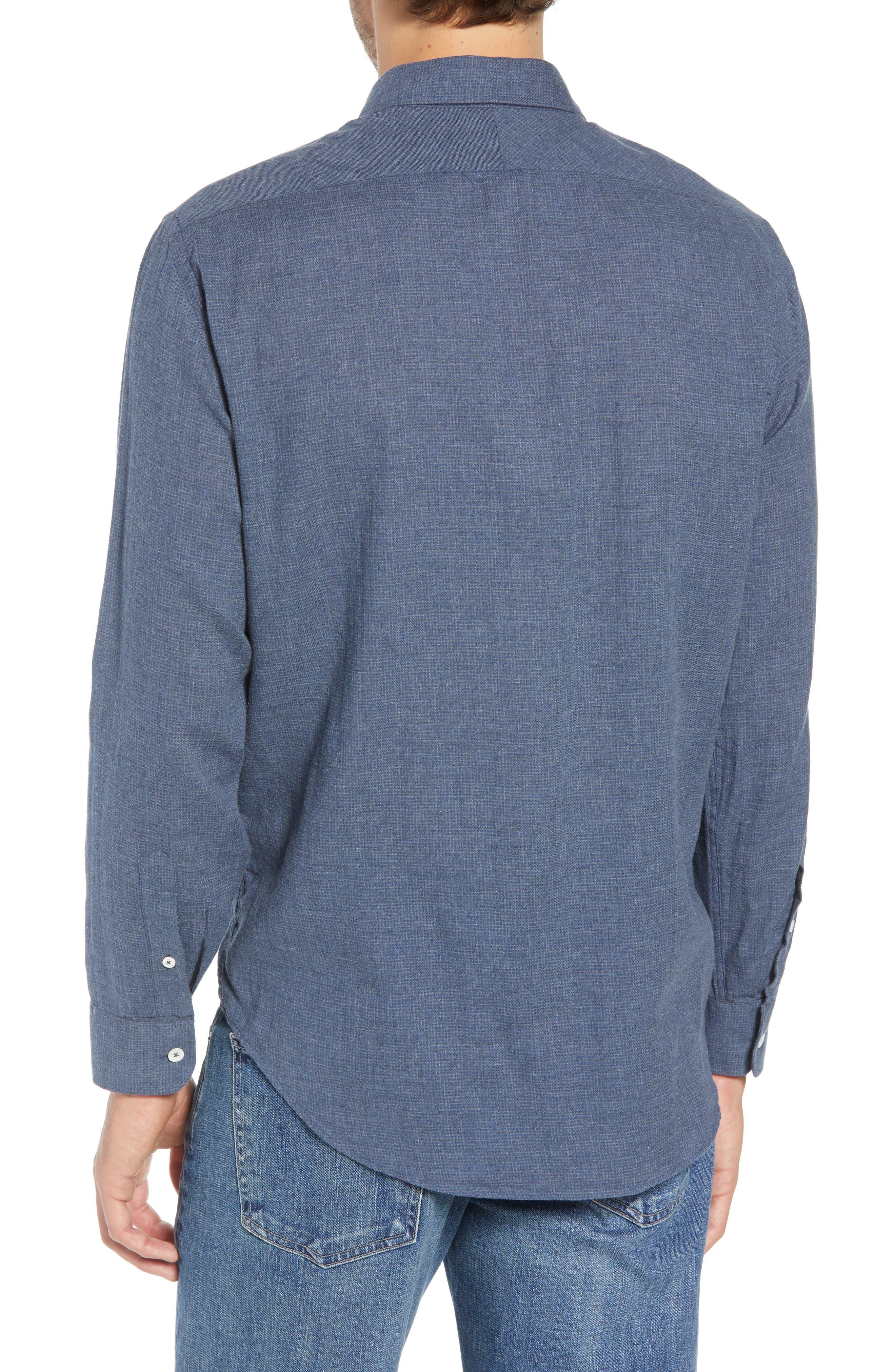 John Regular Fit Sport Shirt,                             Alternate thumbnail 2, color,                             420