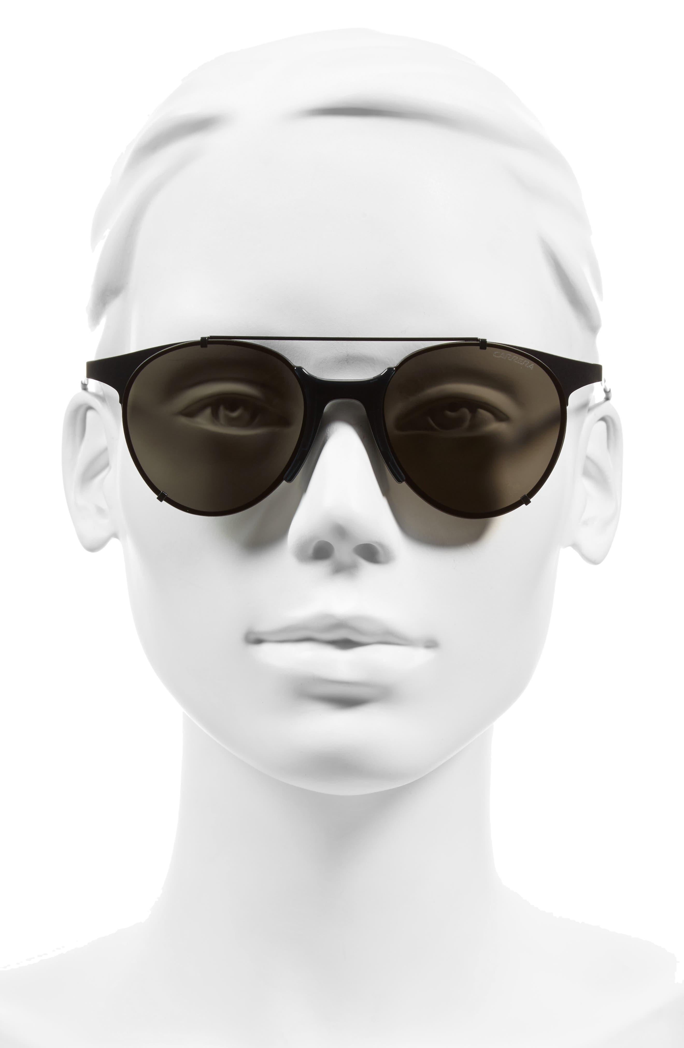CA128/S 52mm Sunglasses,                             Alternate thumbnail 5, color,                             001