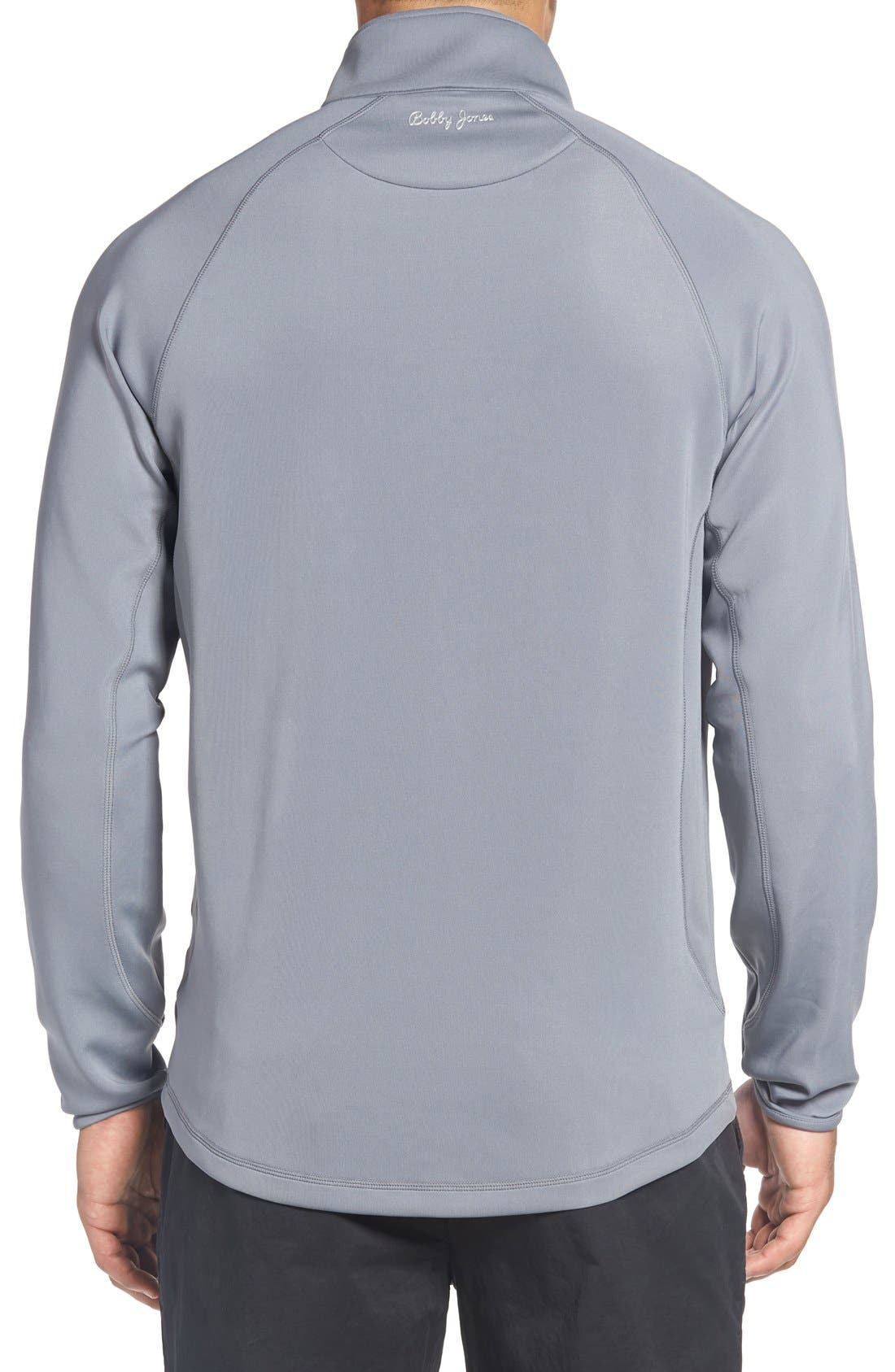 XH2O Crawford Stretch Quarter Zip Golf Pullover,                             Alternate thumbnail 17, color,