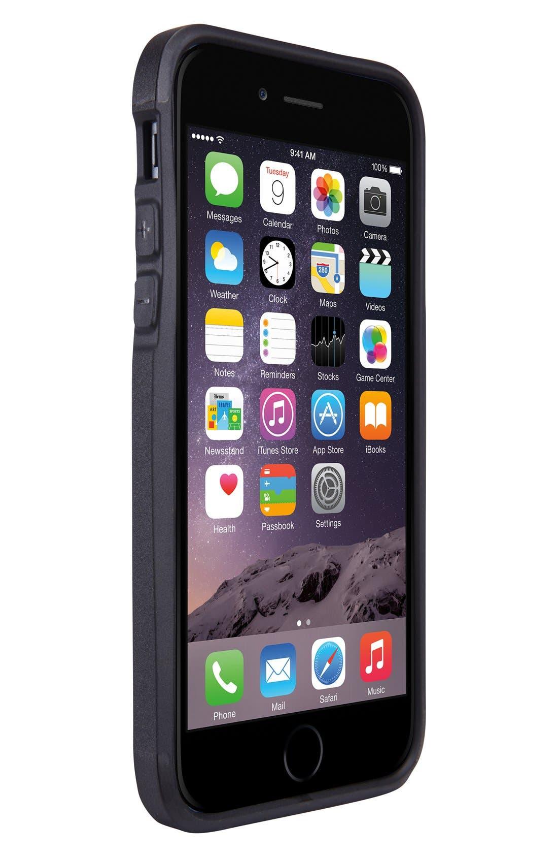 Atmos X3 iPhone 6 Plus/6s Plus Case,                             Alternate thumbnail 2, color,                             BLACK