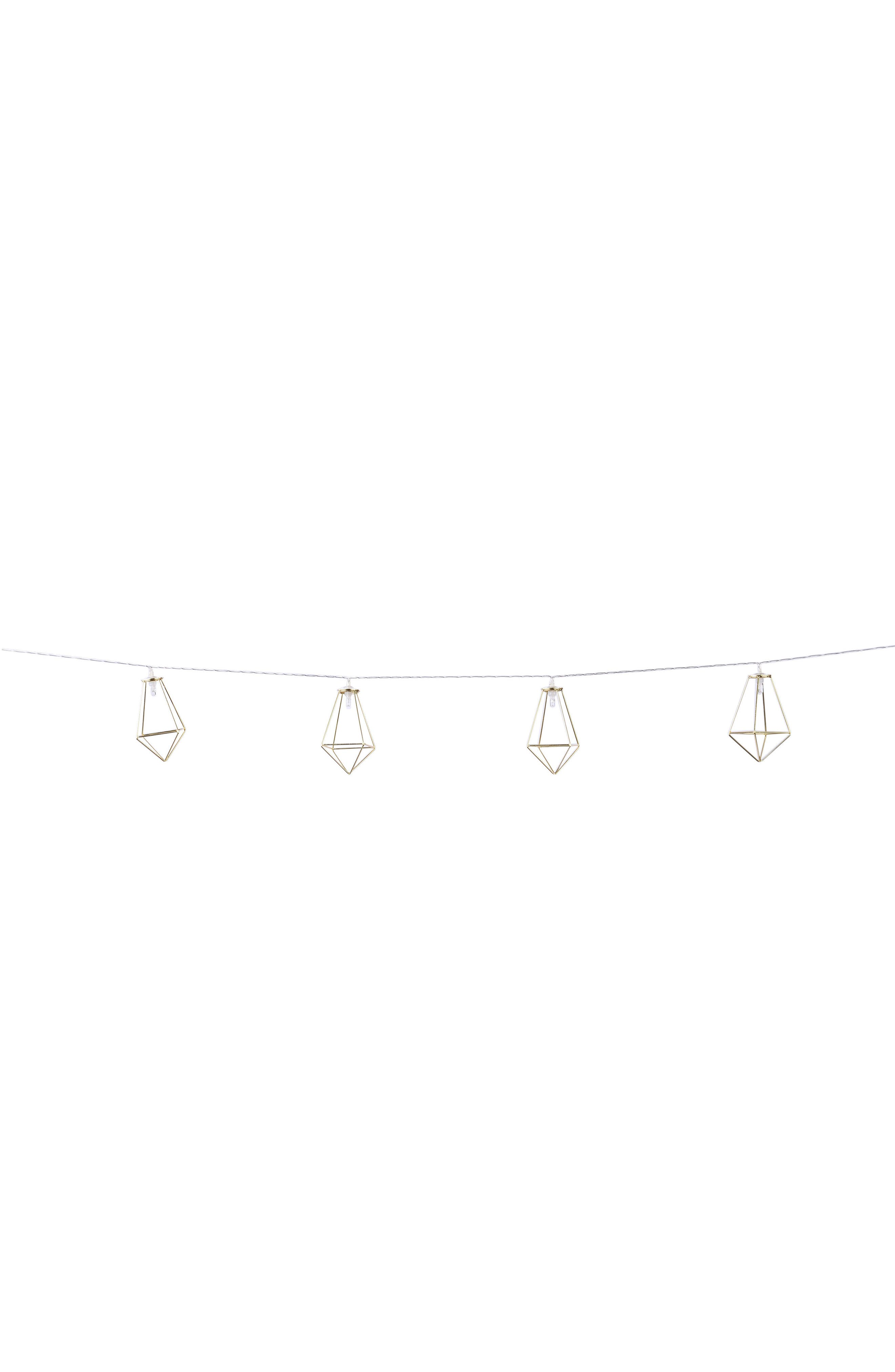JAlexander Quadrangle String Lights,                         Main,                         color, 711
