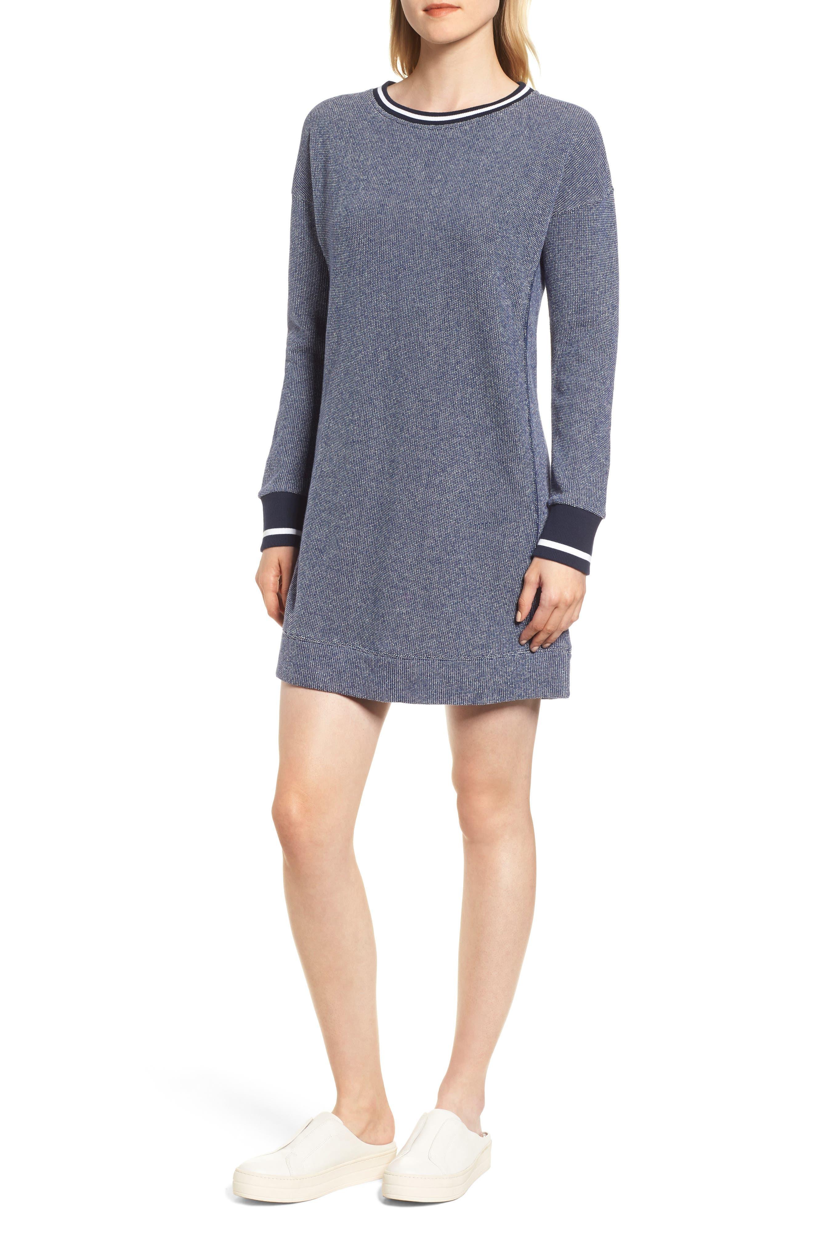 Sweatshirt Dress,                             Main thumbnail 1, color,                             476