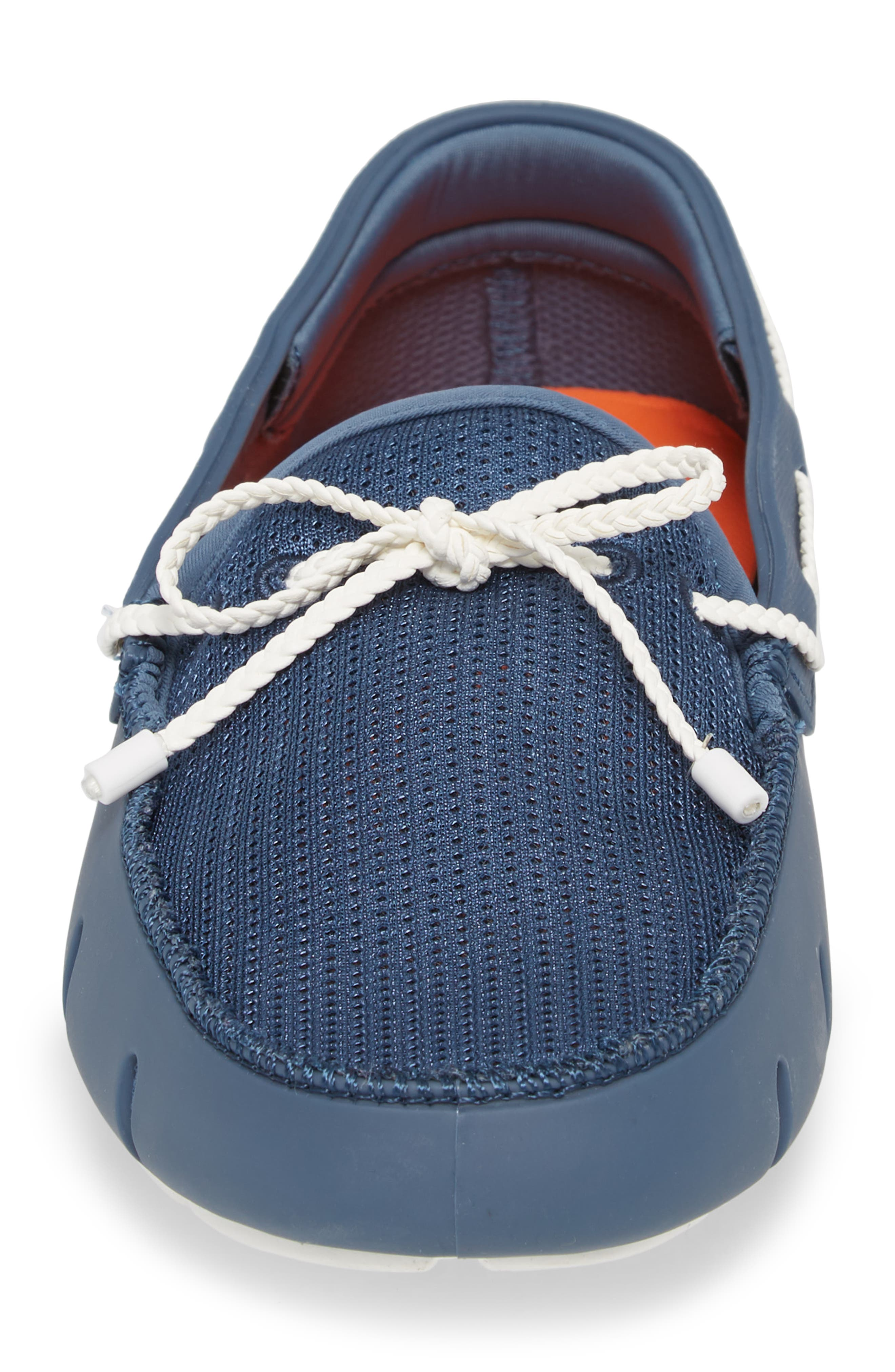 Lace Loafer,                             Alternate thumbnail 4, color,                             402
