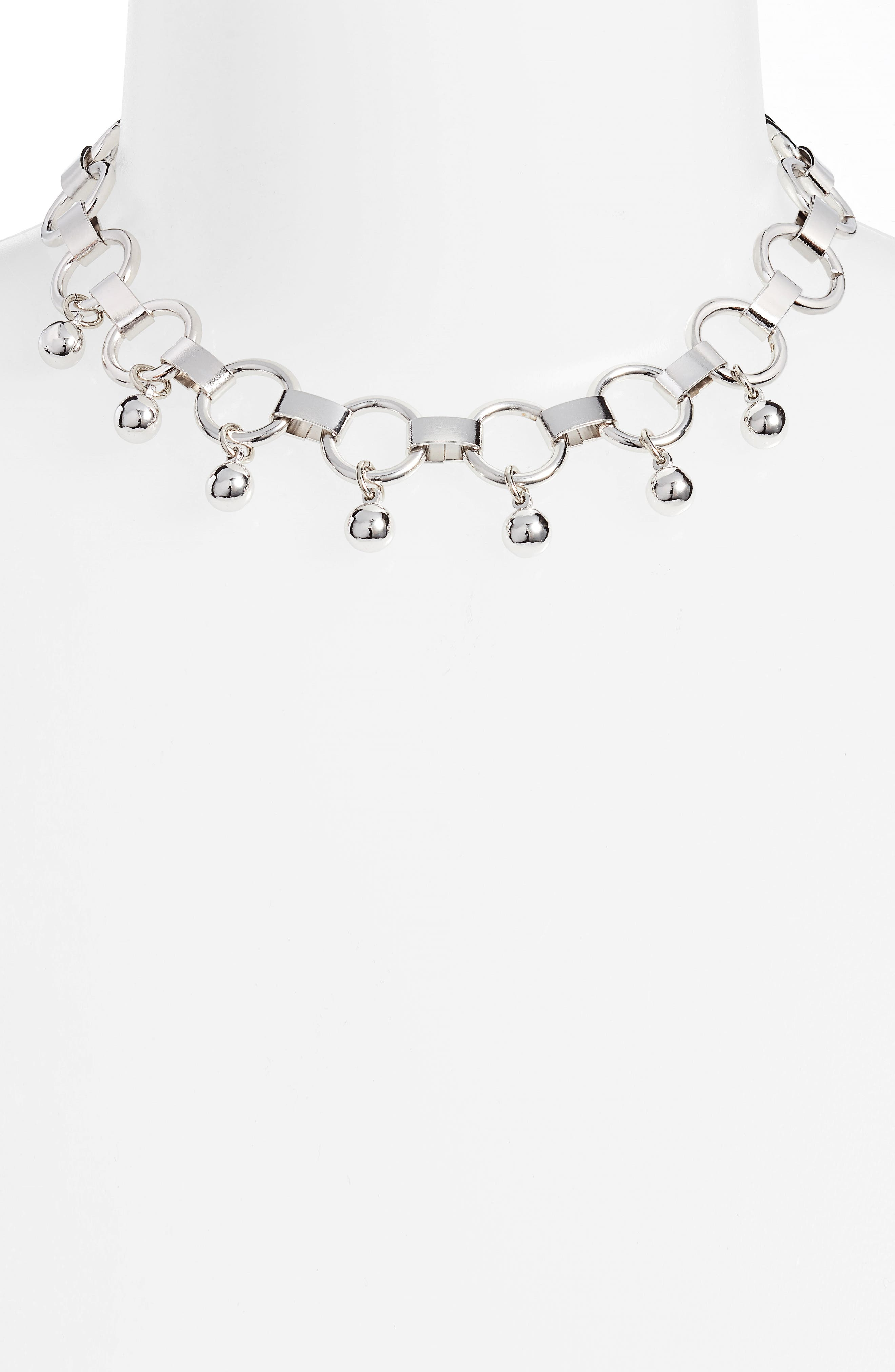 Mylo Collar Necklace,                             Alternate thumbnail 3, color,