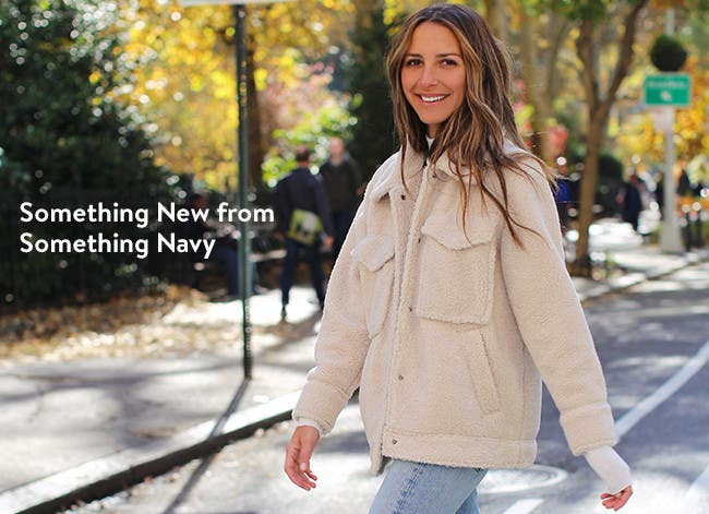 New from Something Navy.