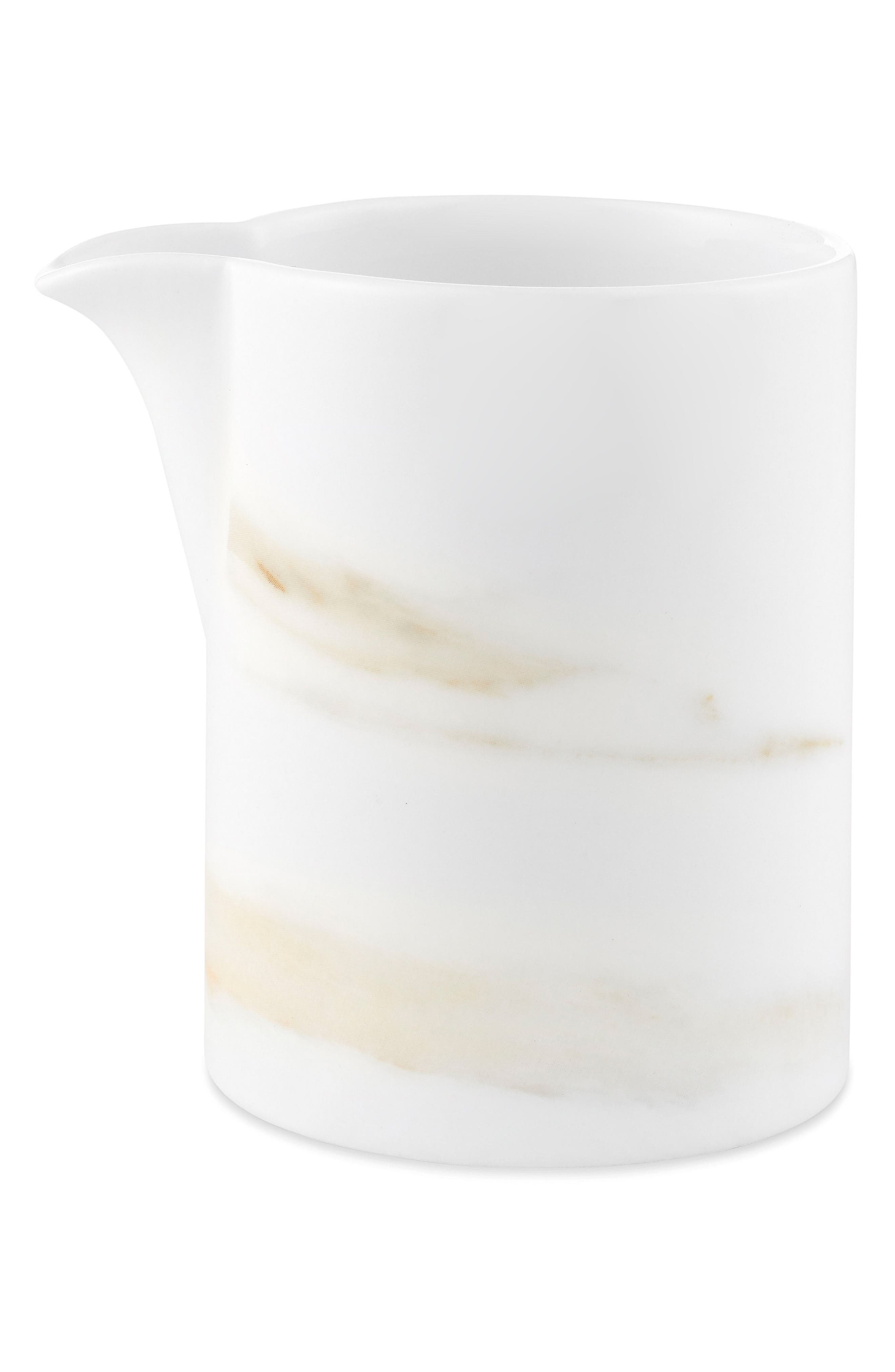 x Wedgwood Venato Imperial Creamer,                         Main,                         color, 100
