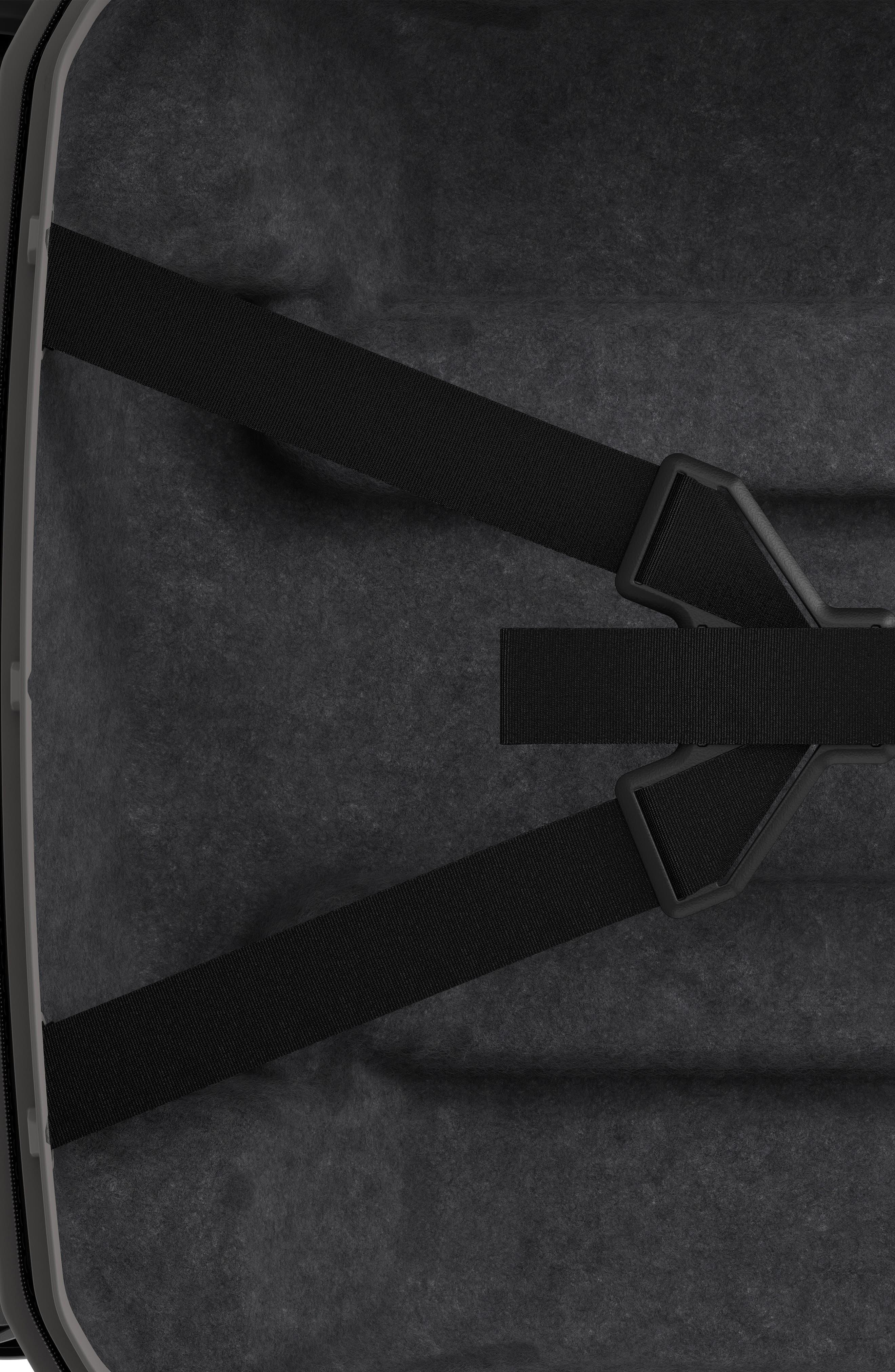 THULE,                             Revolve 30-Inch Spinner Suitcase,                             Alternate thumbnail 7, color,                             RAVEN GRAY