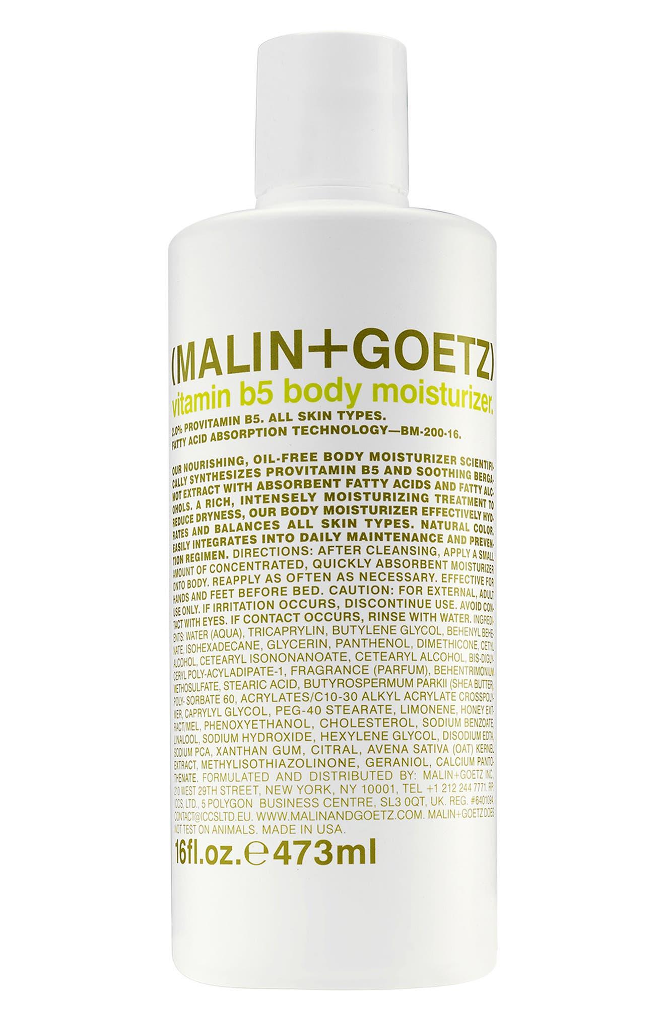 Vitamin B5 Body Moisturizer,                             Main thumbnail 1, color,                             000