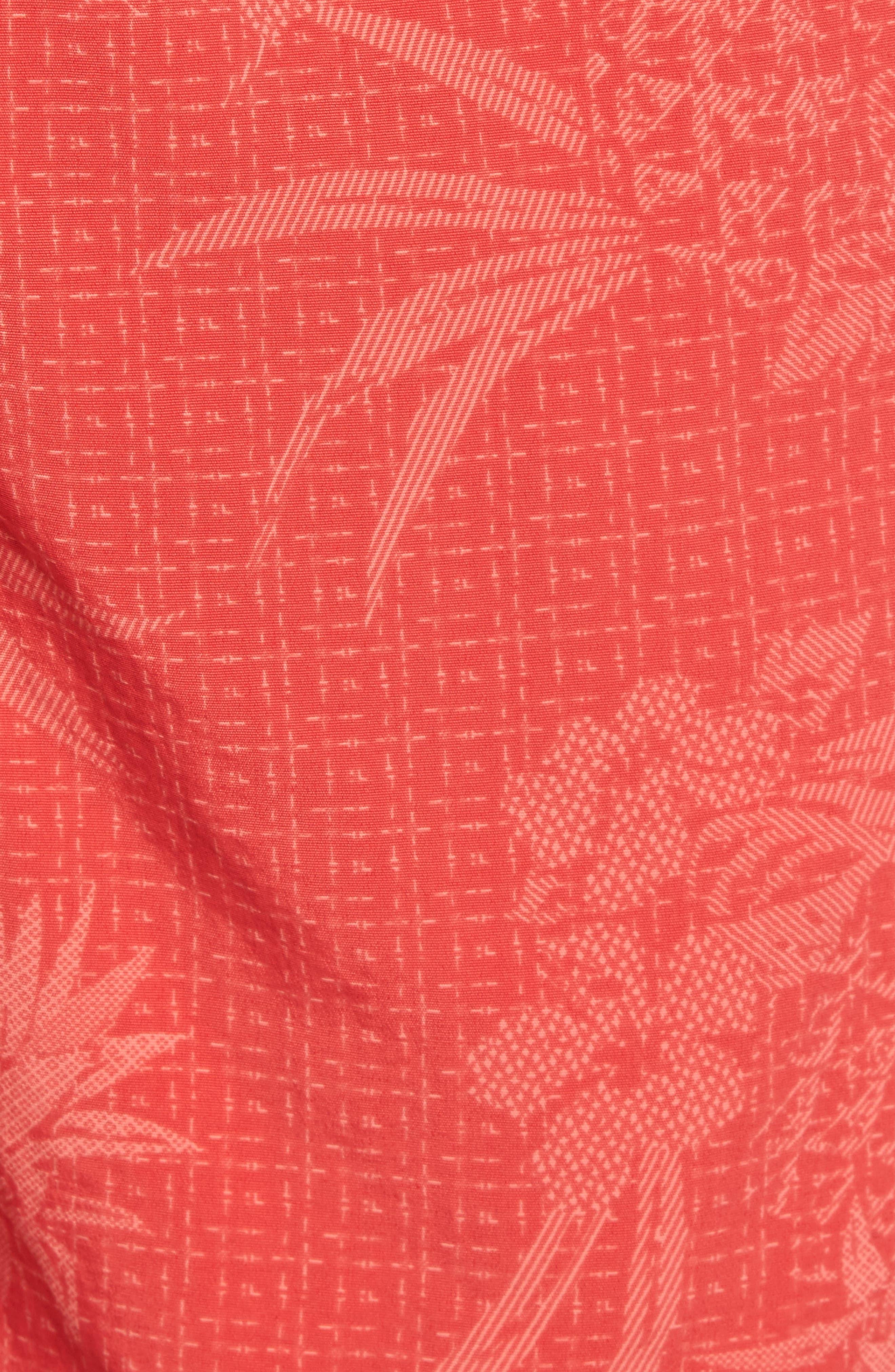 Naples Huli Pineapple Swim Trunks,                             Alternate thumbnail 10, color,